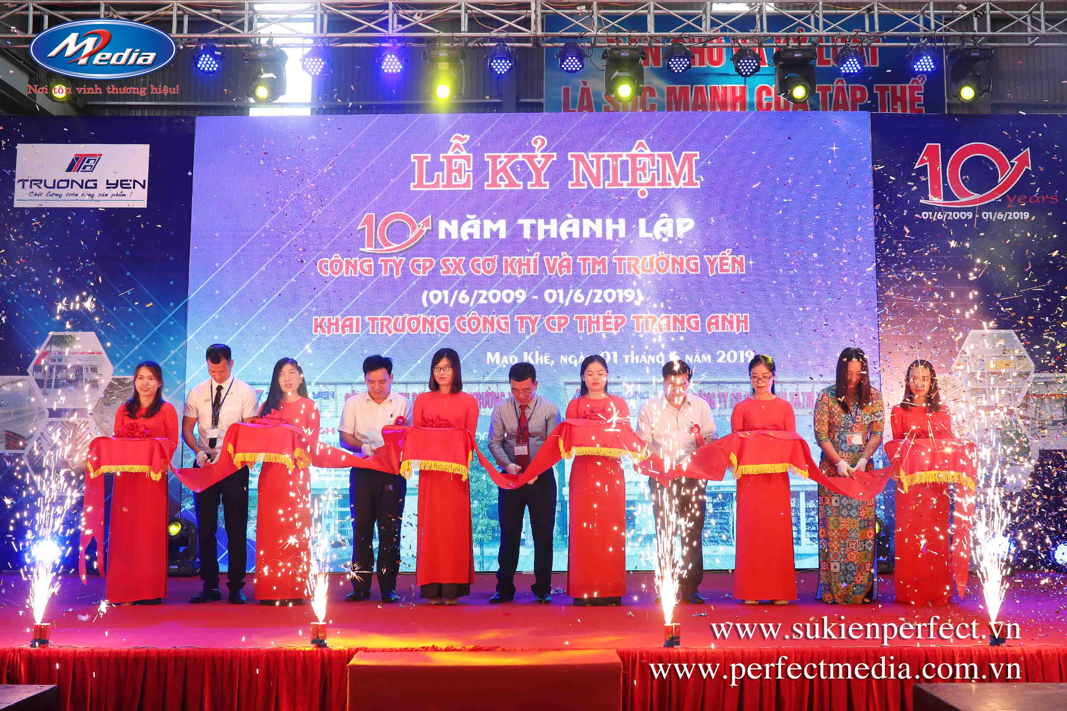 Lắp đặt, cho thuê màn hình Led sự kiện tại Quảng Ninh - Hạ Long