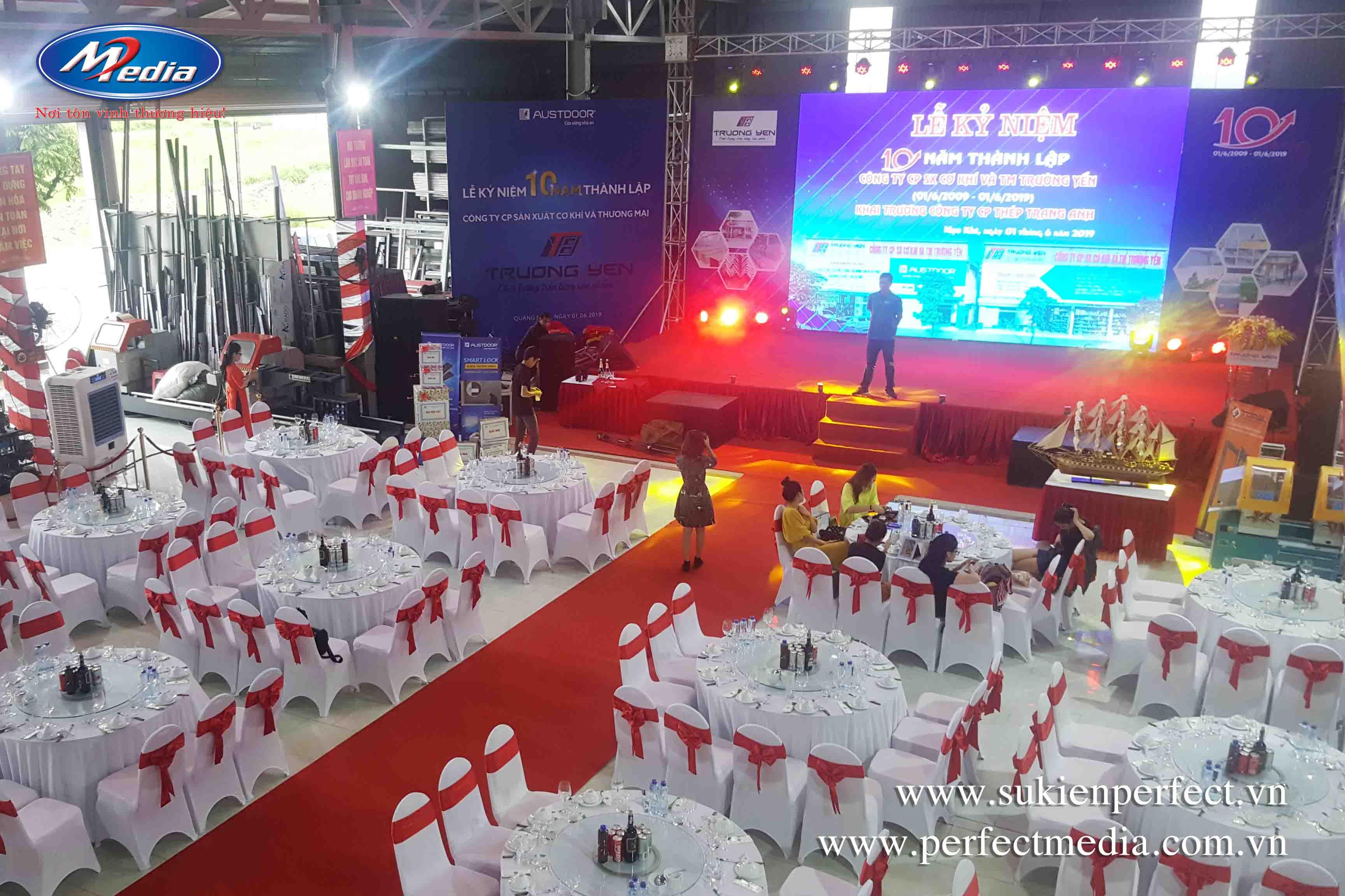 Lắp đặt, cho thuê âm thanh ánh sáng tại Quảng Ninh _ Hạ Long