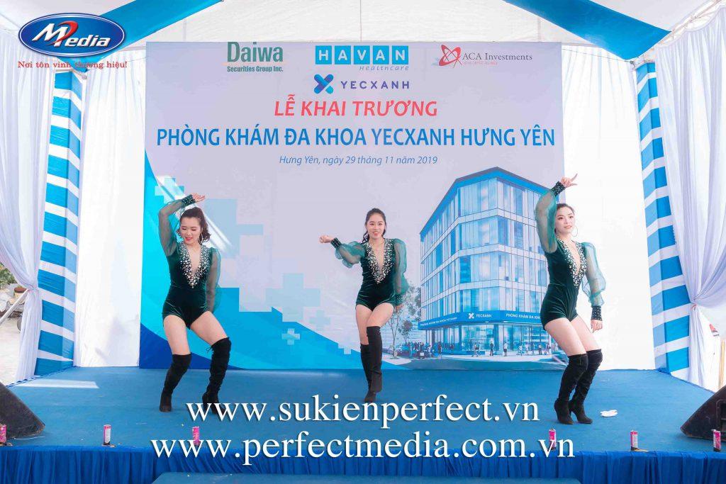 sự kiện khai trương chuyên nghiệp tại Hưng Yên