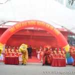 Cung cấp, cho thuê cổng hơi, rối hơi sự kiện tại Quảng Ninh