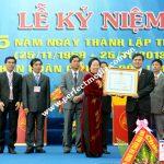 Lễ kỷ niệm 55 năm thành lập trường ĐH Công Nghiệp Quảng Ninh