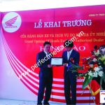 Tưng bừng khai trương cửa hàng Honda Hưng Đào Thanh Hà – Hải Dương