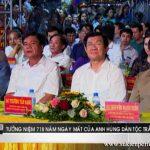 Tổ chức lễ hội mùa thu Côn Sơn – Kiếp Bạc năm 2018