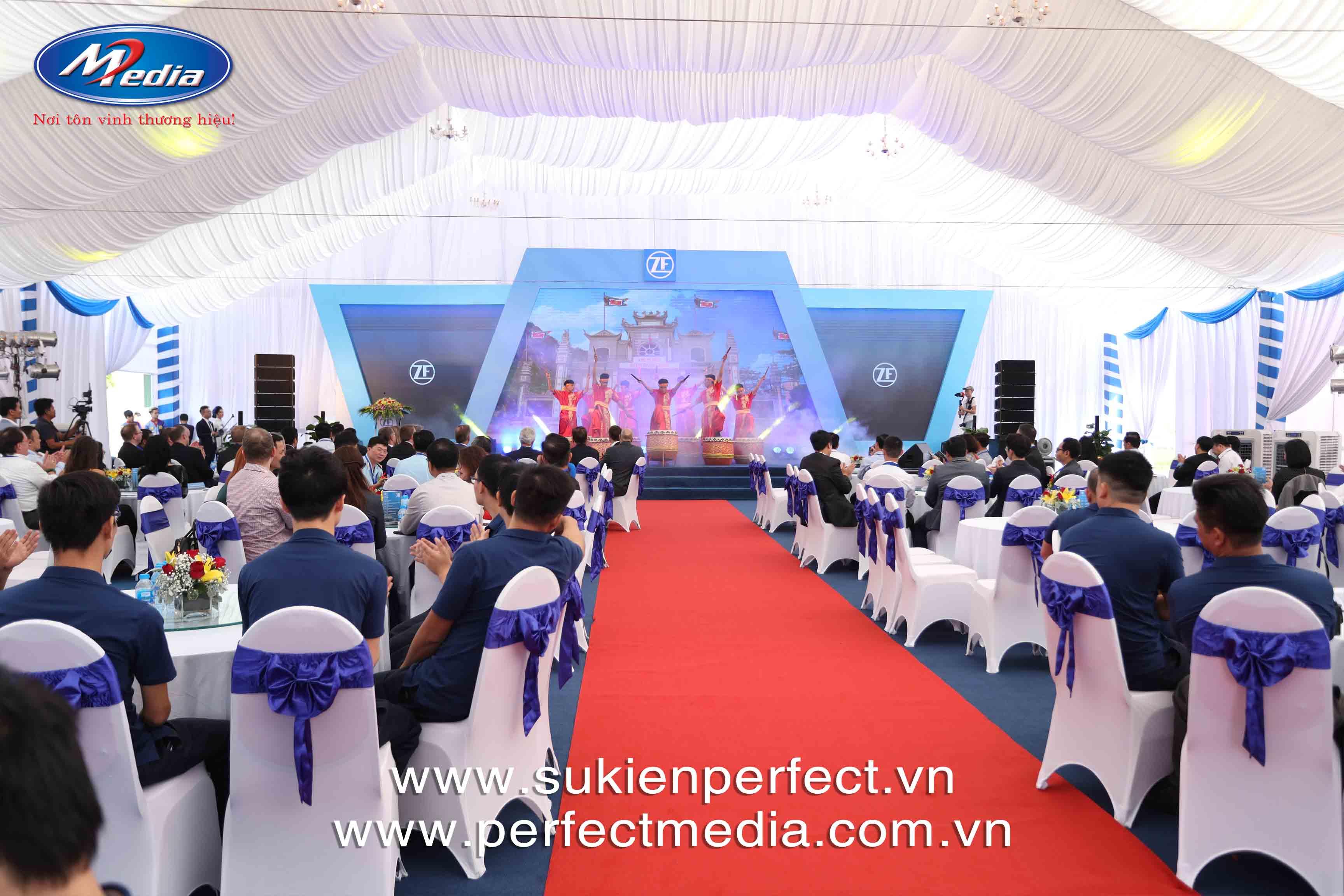 Công ty tổ chức sự kiện tại Bắc Ninh - Perfect Media