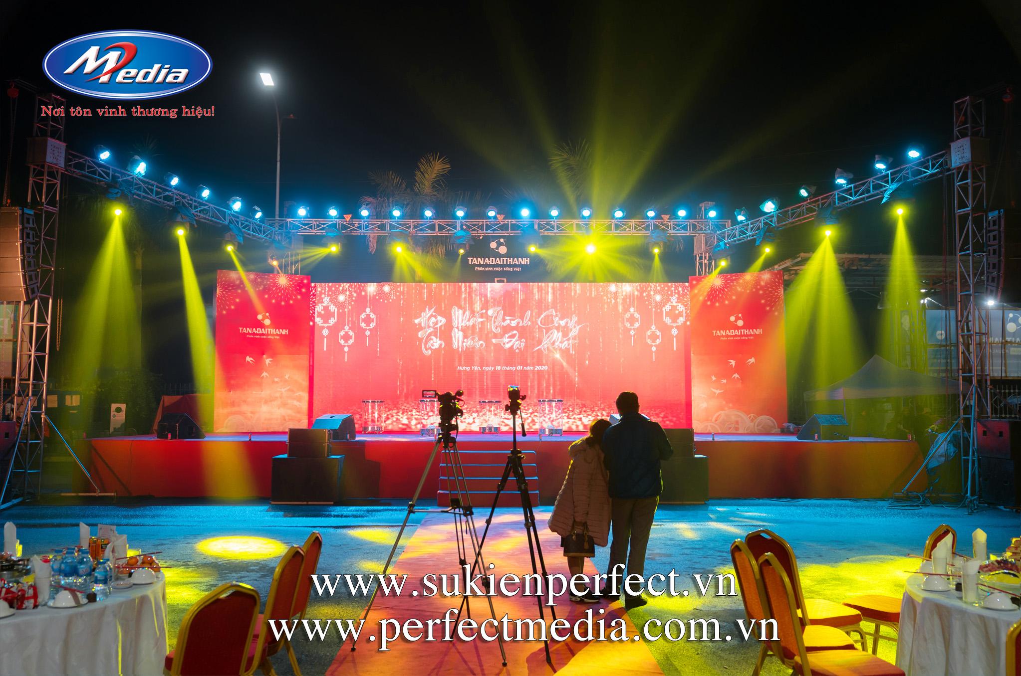 Perfect Media - cung cấp hệ thống âm thanh chuyên nghiệp, hiện đại