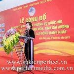 Lễ công bố thành lập thị xã Kinh Môn, tỉnh Hải Dương và đón nhận Huân chương Lao động hạng Nhất