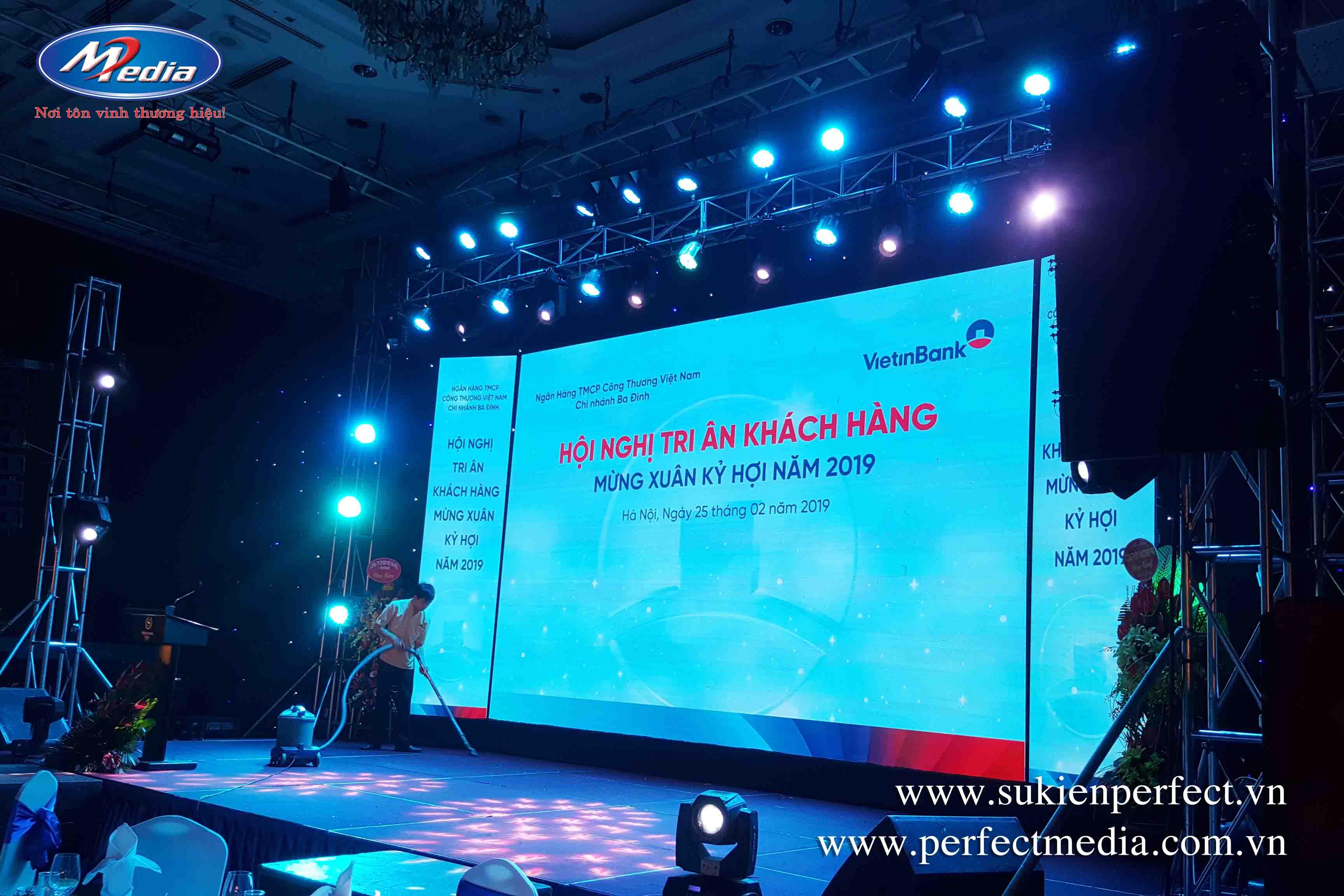 tổ chức hội nghị/hội thảo, tri ân khách hàng ở Hà Nội