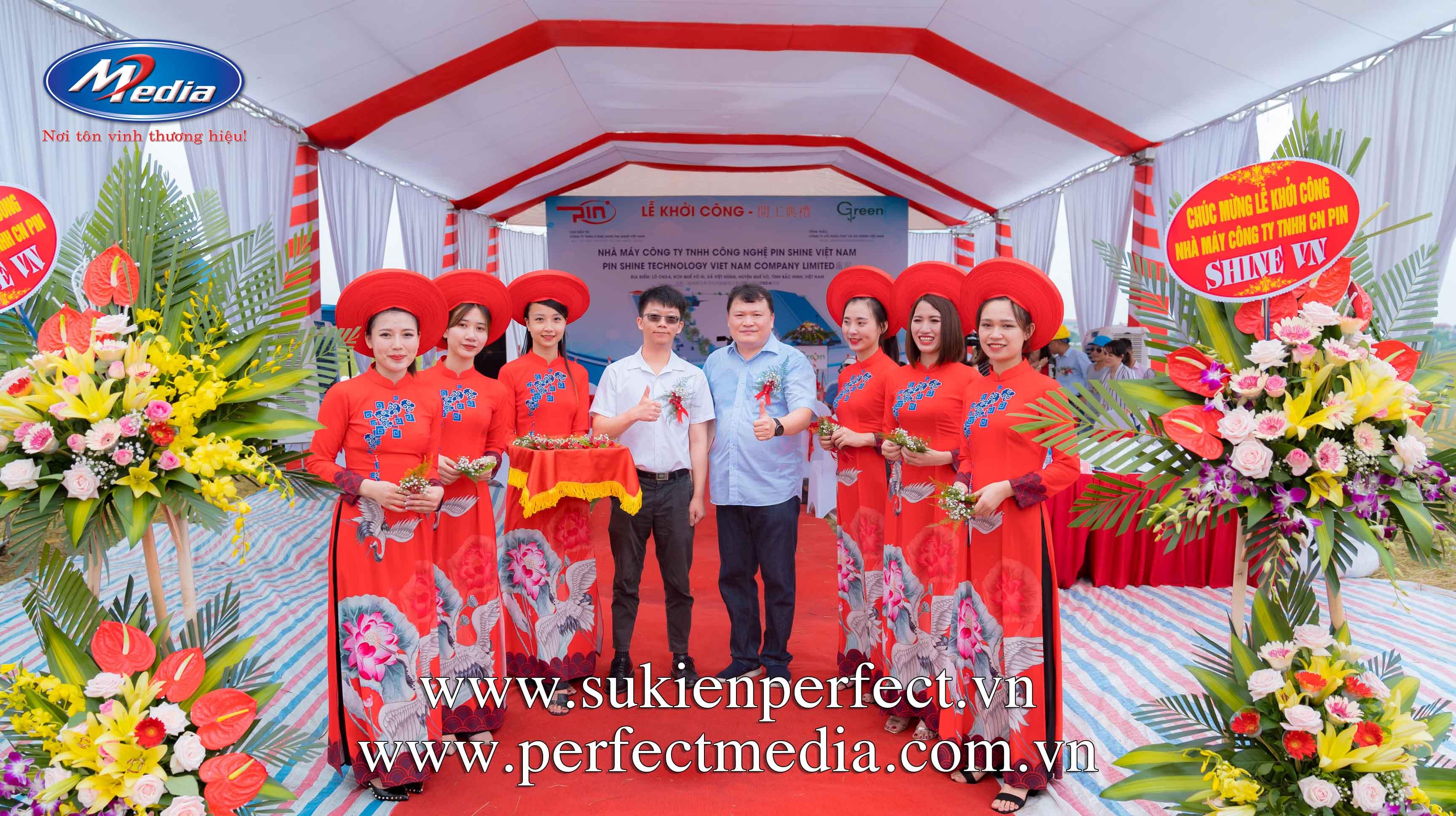 Quy trình tổ chức lễ khởi công, động thổ chuyên nghiệp tại Thái Bình