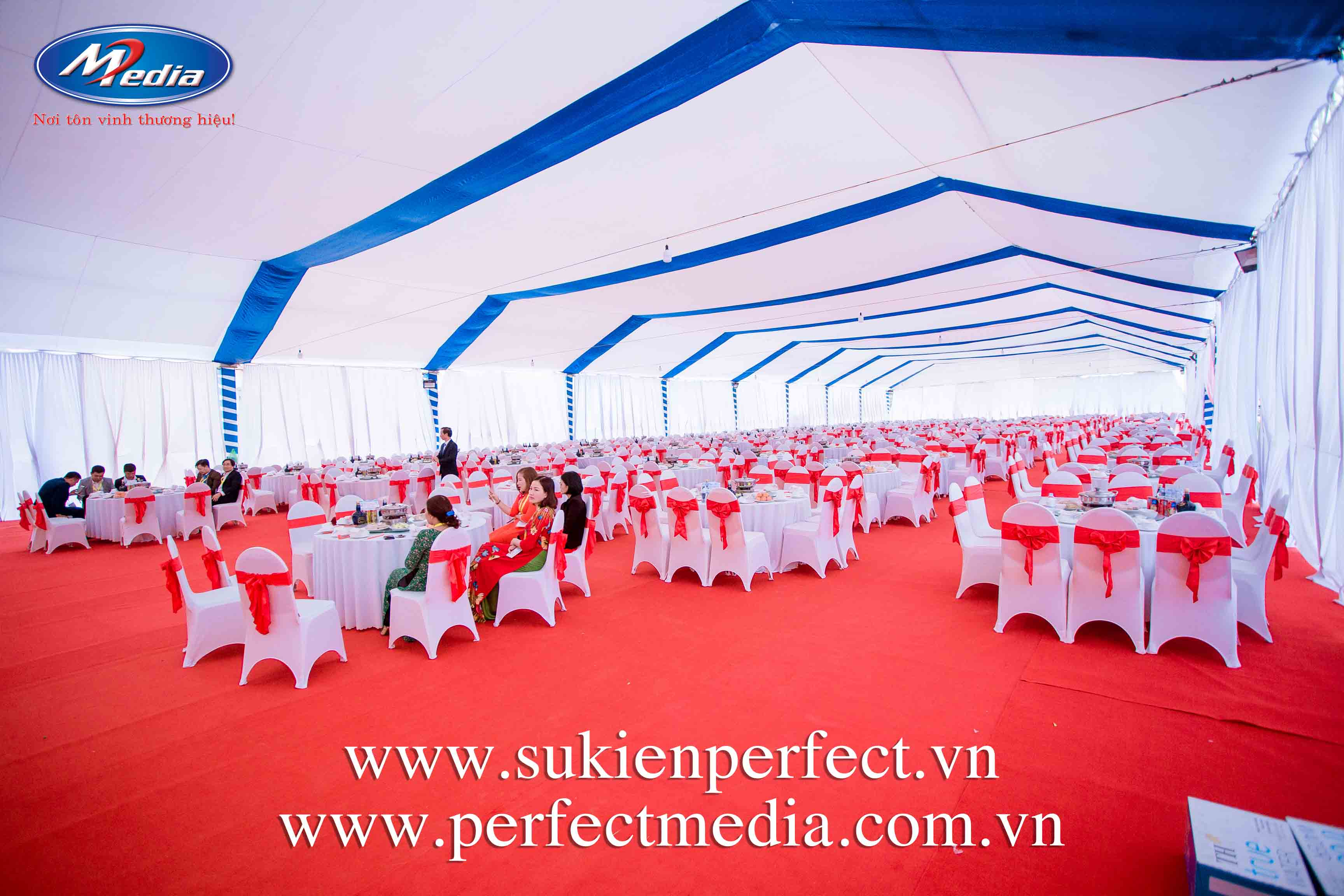 tổ chức sự kiện kỷ niệm thành lập và tri ân khách hàng chuyên nghiệp tại Thái Bình