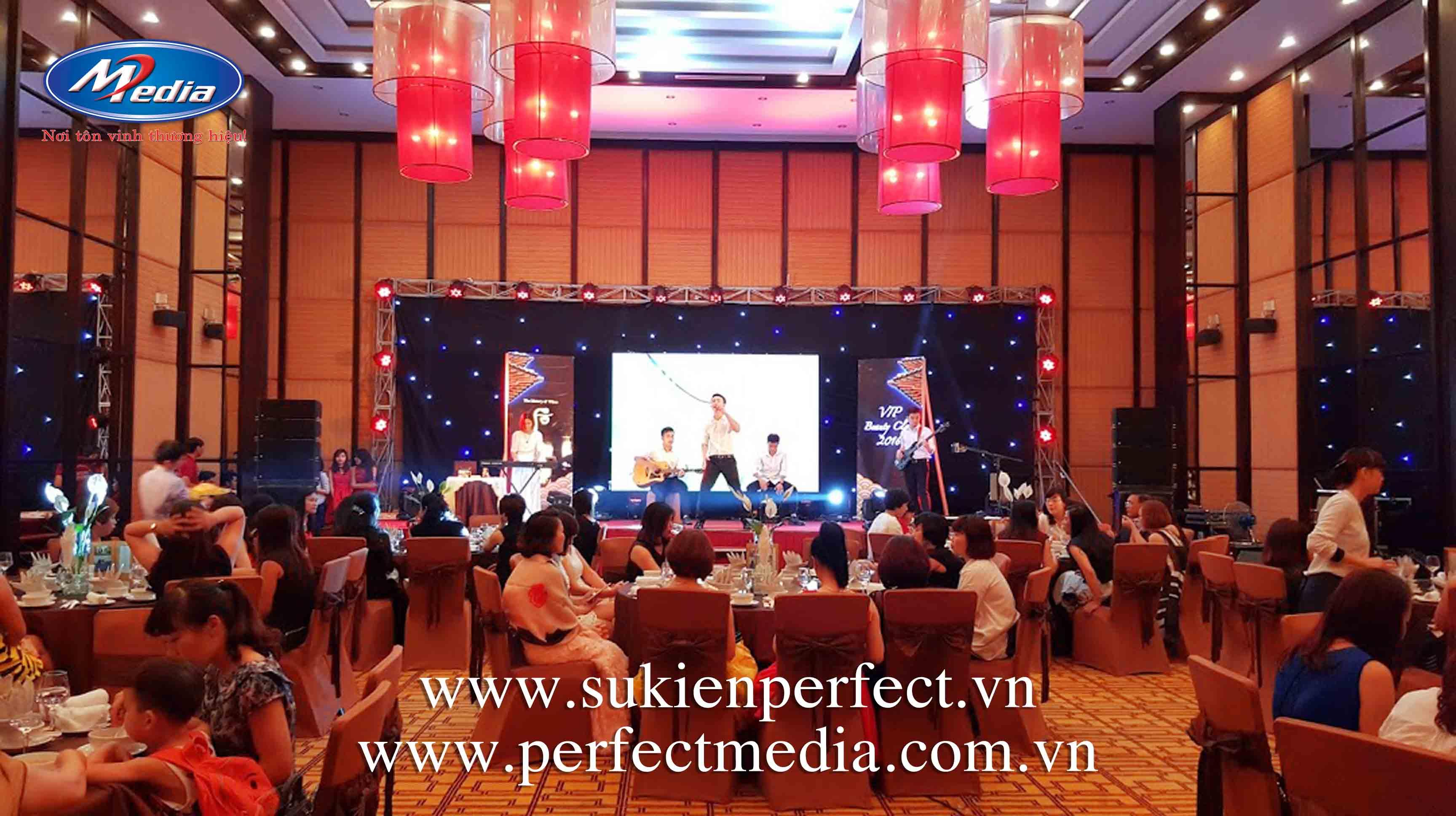Bí quyết thành công khi tổ chức lễ ra mắt, giới thiệu sản phẩm, dịch vụ mới tại Hạ Long, Quảng Ninh