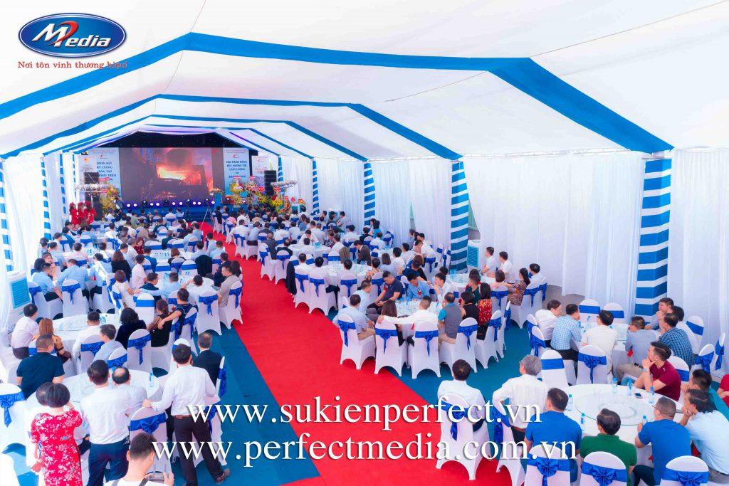 hạng mục nào cần thiết cho lễ khai trương, khánh thành của Quý vị? công ty truyền thông & tổ chức sự kiện Perfect Media