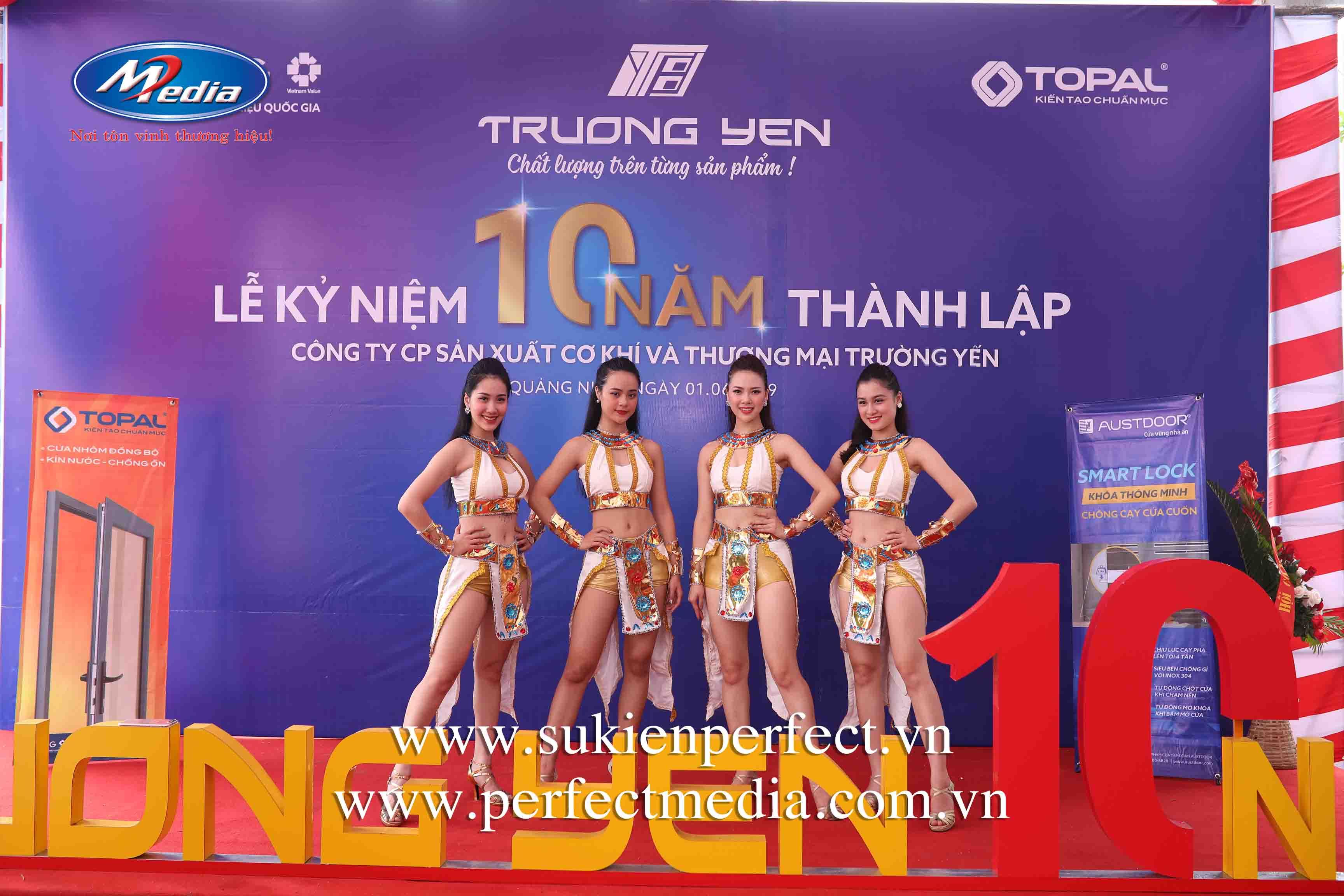 tổ chức sự kiện kỷ niệm, tri ân khách hàng một cách chuyên nghiệp tại Hạ Long nói riêng và tỉnh Quảng Ninh