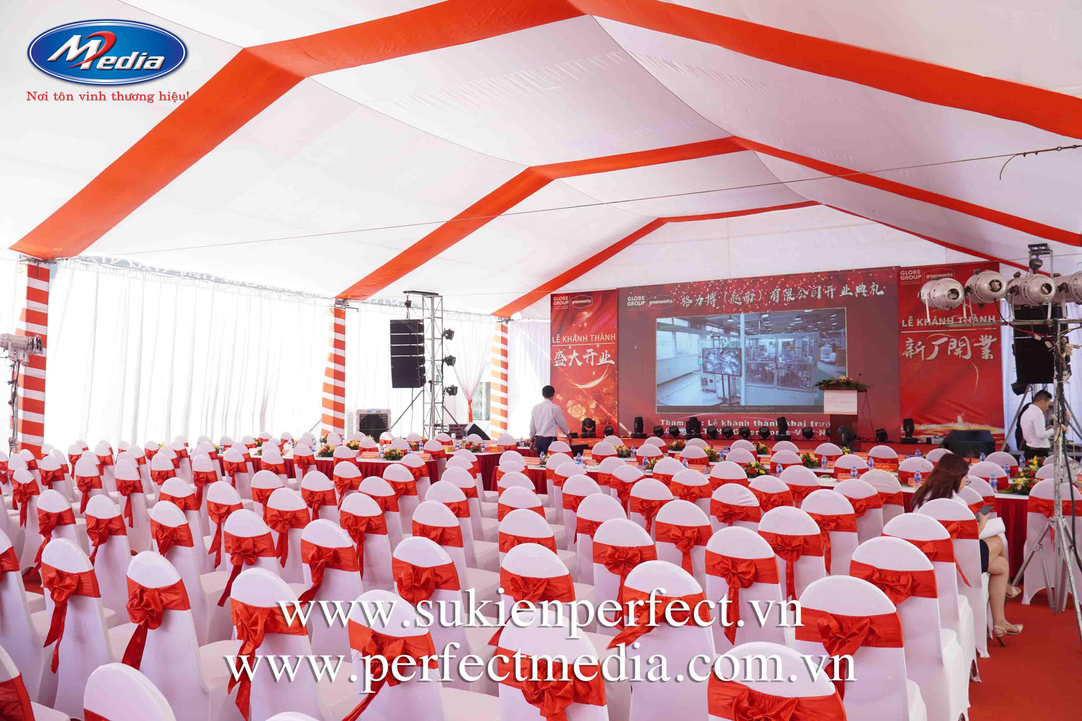 sự kiện chuyên nghiệp tiêu biểu của đơn vị chúng tôi đã tổ chức cho khách hàng tại Hải Dương