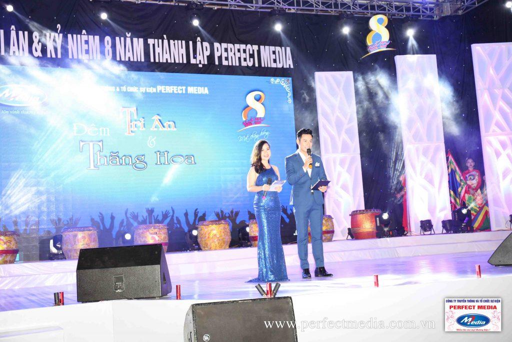 công ty Perfect Media tổ chức chương trình khai trương, khánh thành tại Bắc Ninh
