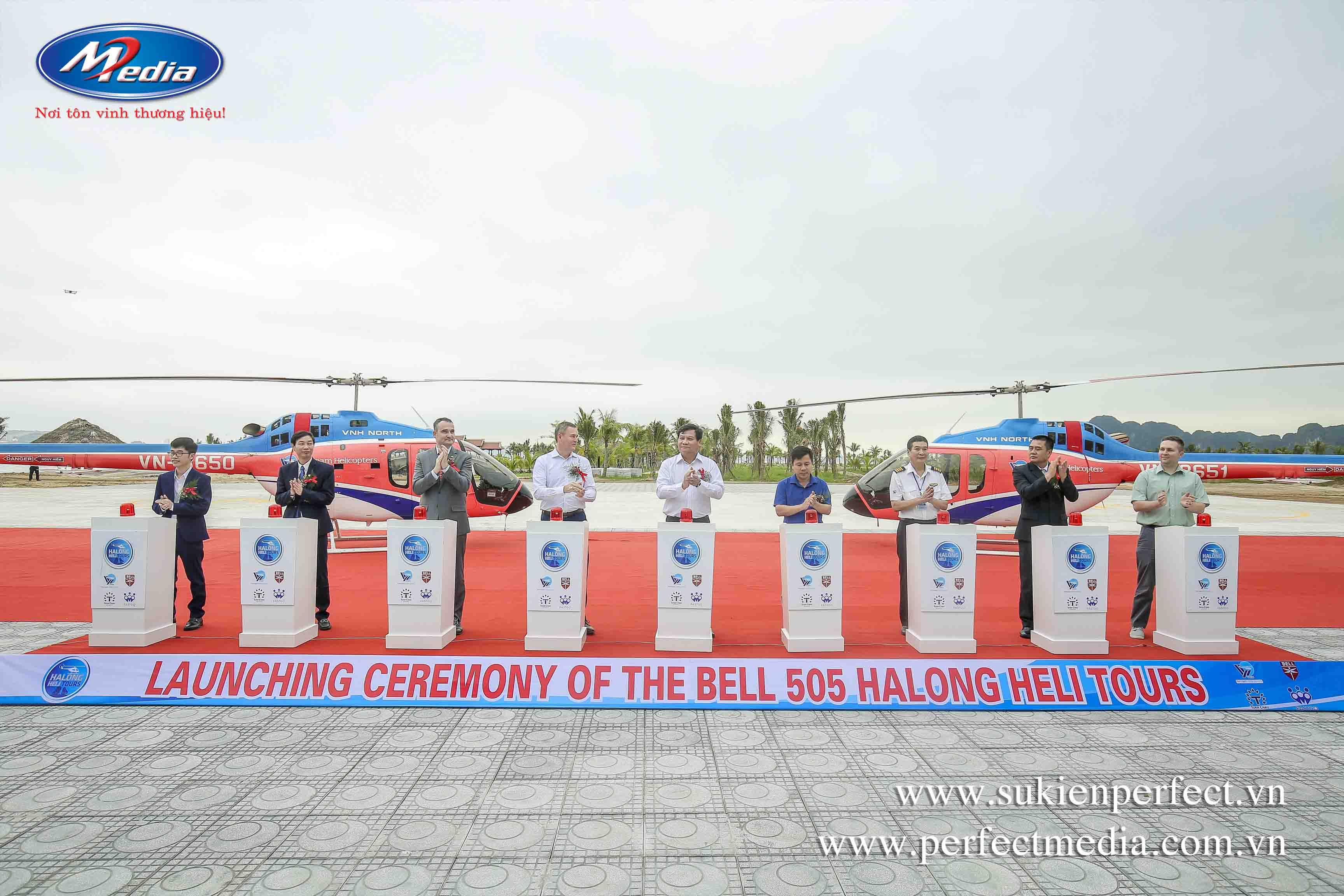 công ty tổ chức sự kiện Hạ Long Quảng Ninh Perfect Media 2