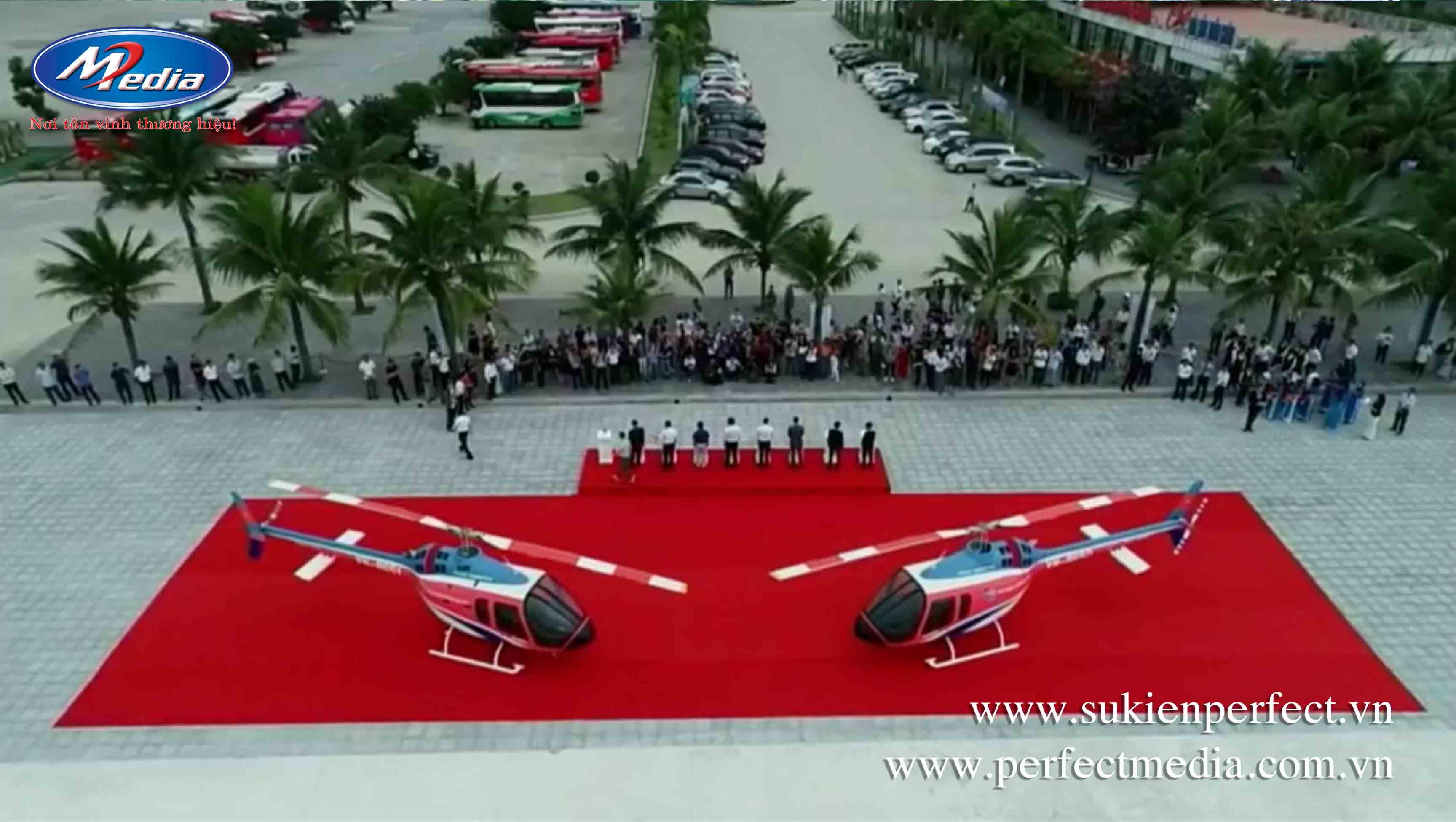 công ty tổ chức sự kiện Hạ Long Quảng Ninh Perfect Media 5