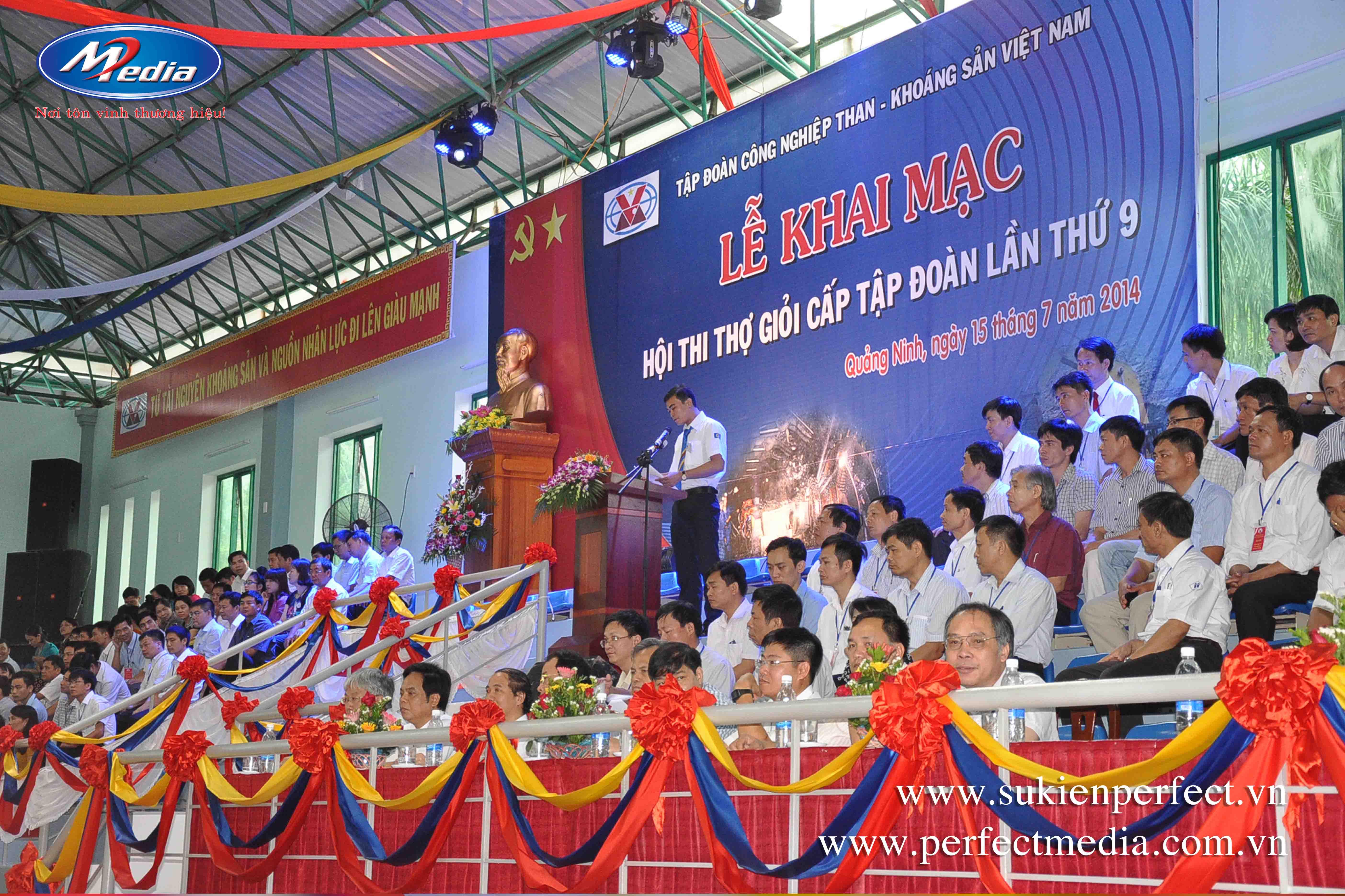 công ty tổ chức sự kiện Hạ Long Quảng Ninh Perfect Media 6