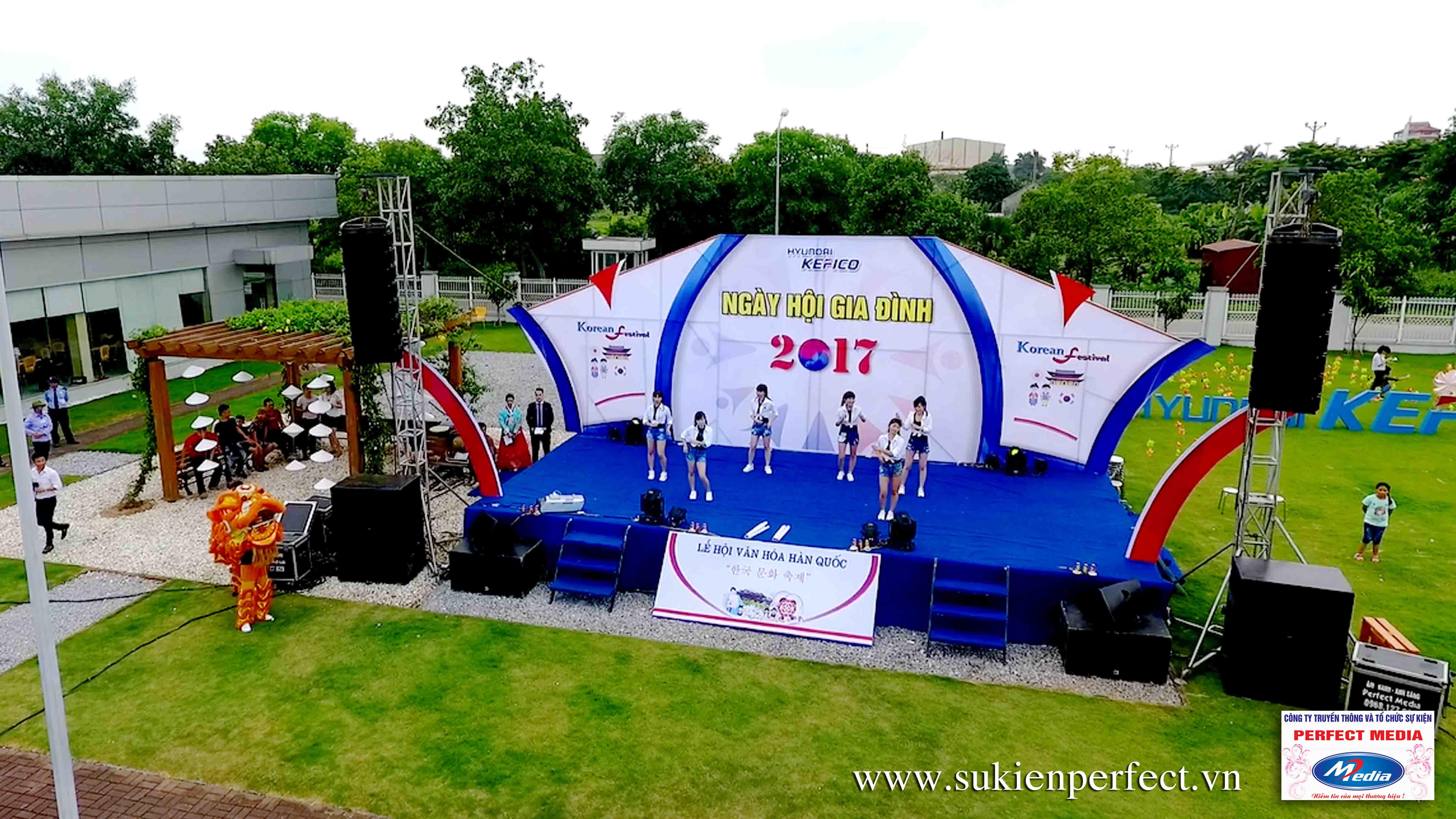 tổ chức ngày hội gia đình tại Bắc Ninh, tại bắc giang