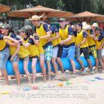 Tổ Chức Team Building ZF Automotive Tại Đồ Sơn – Hải Phòng