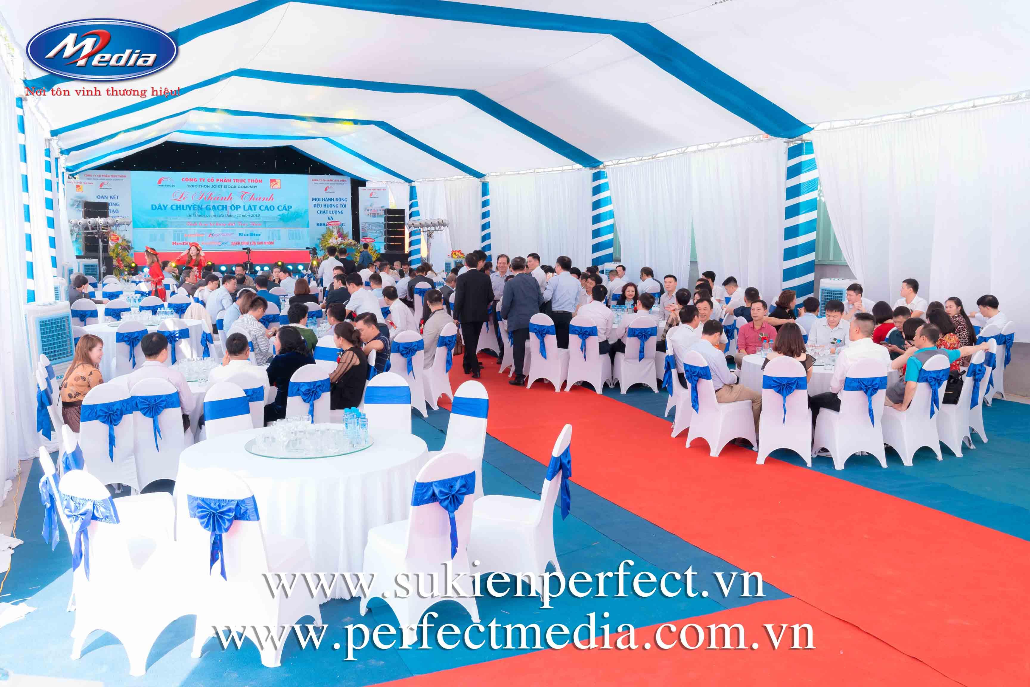 Công ty tổ chức sự kiện khai trương, khánh thành chuyên nghiệp tại Bắc Giang