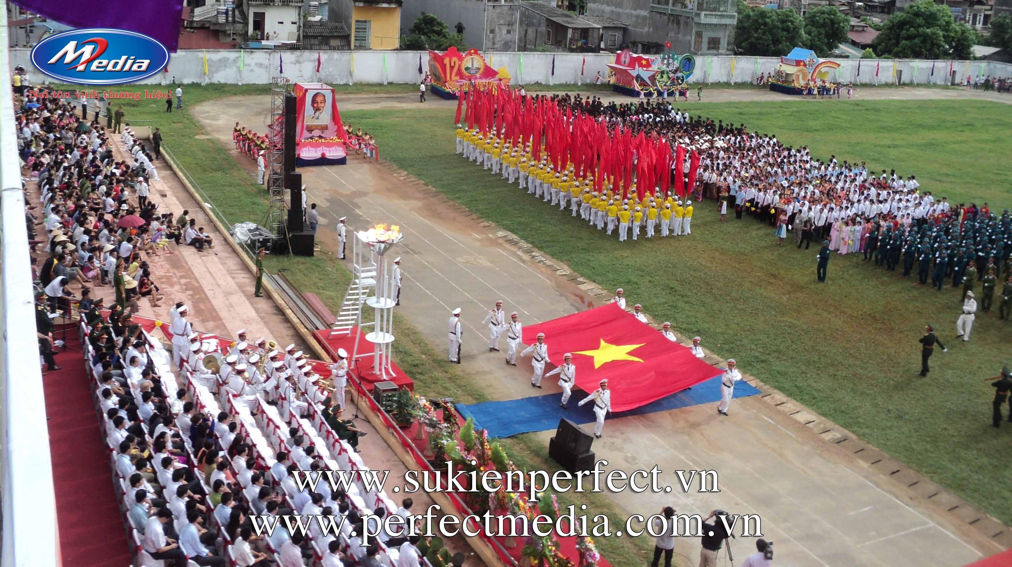 Công ty tổ chức sự kiện tại Cao Bằng