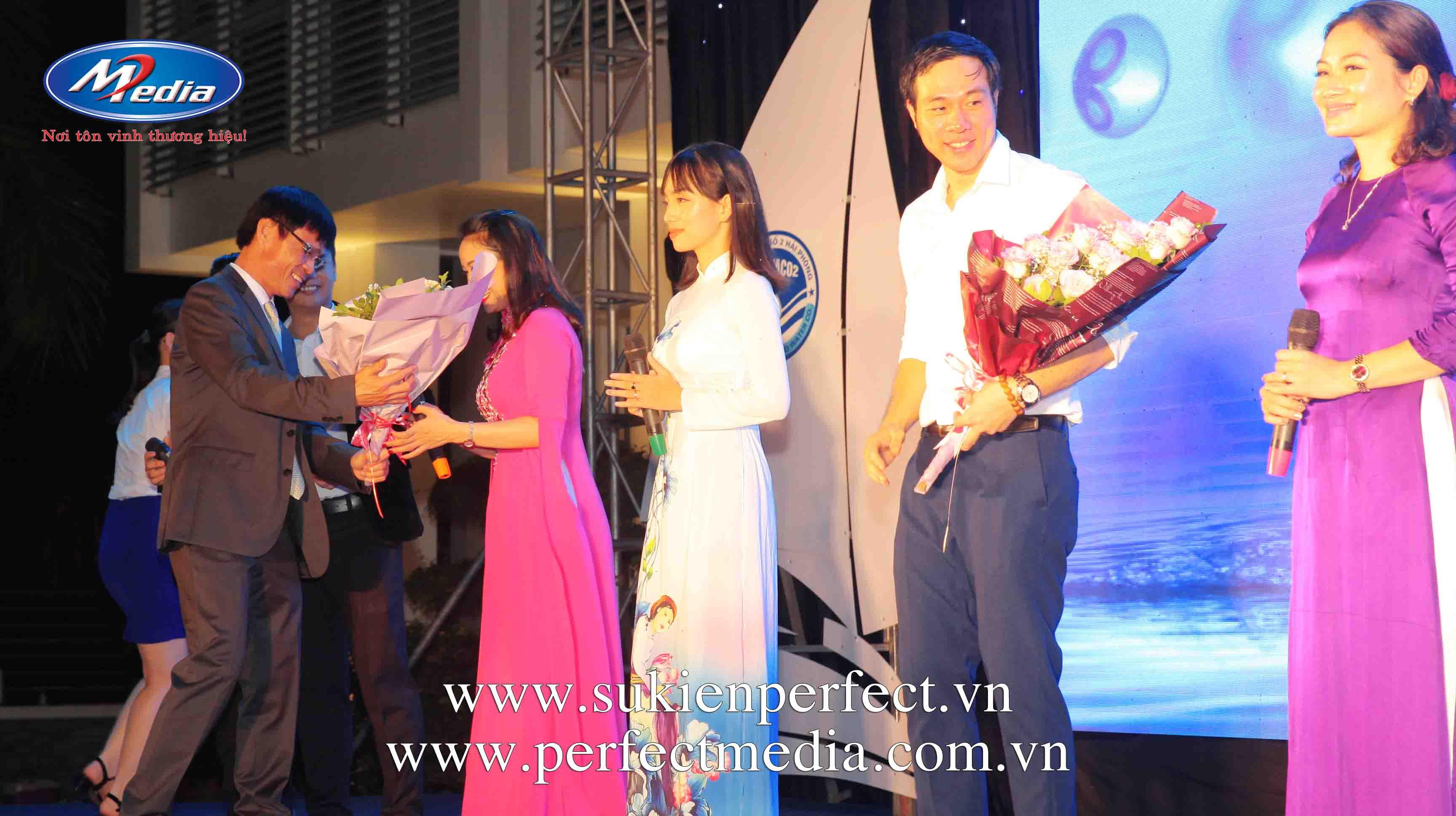 Lễ kỷ niệm 10 năm thành lập công ty Nước sạch số 2 Hải Phòng22