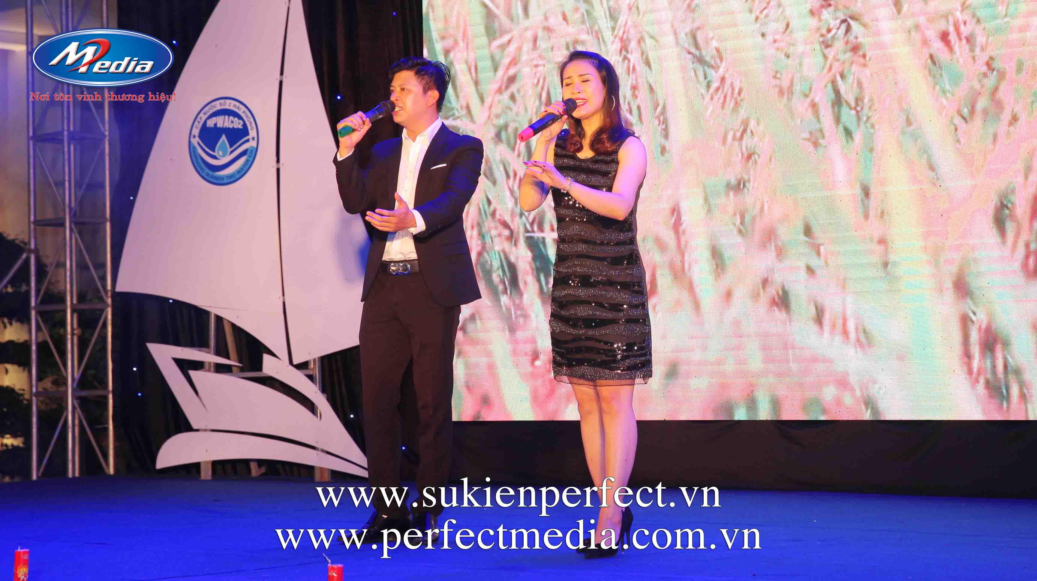 Lễ kỷ niệm 10 năm thành lập công ty Nước sạch số 2 Hải Phòng25
