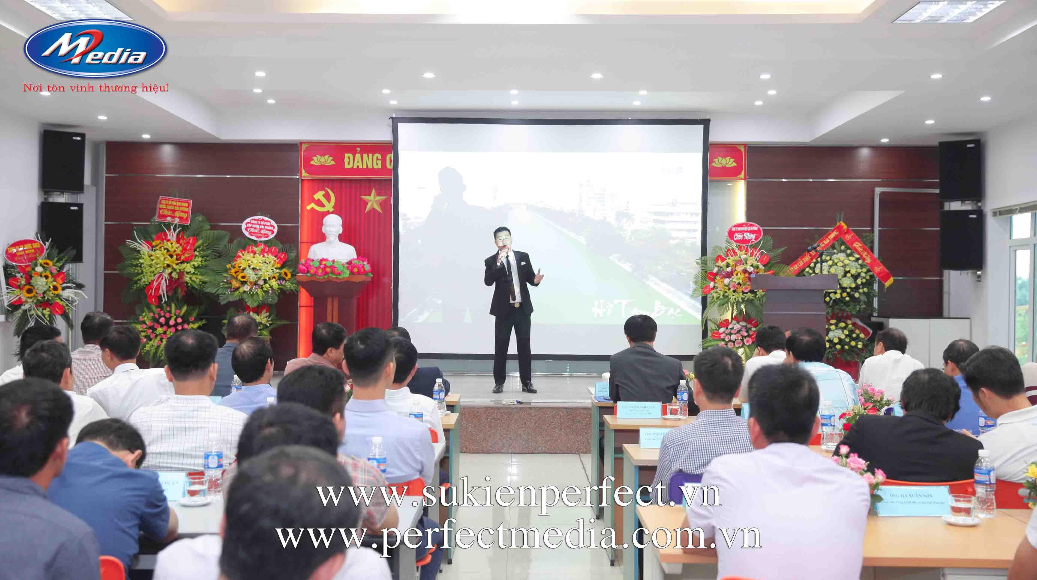Lễ kỷ niệm 10 năm thành lập công ty Nước sạch số 2 Hải Phòng8