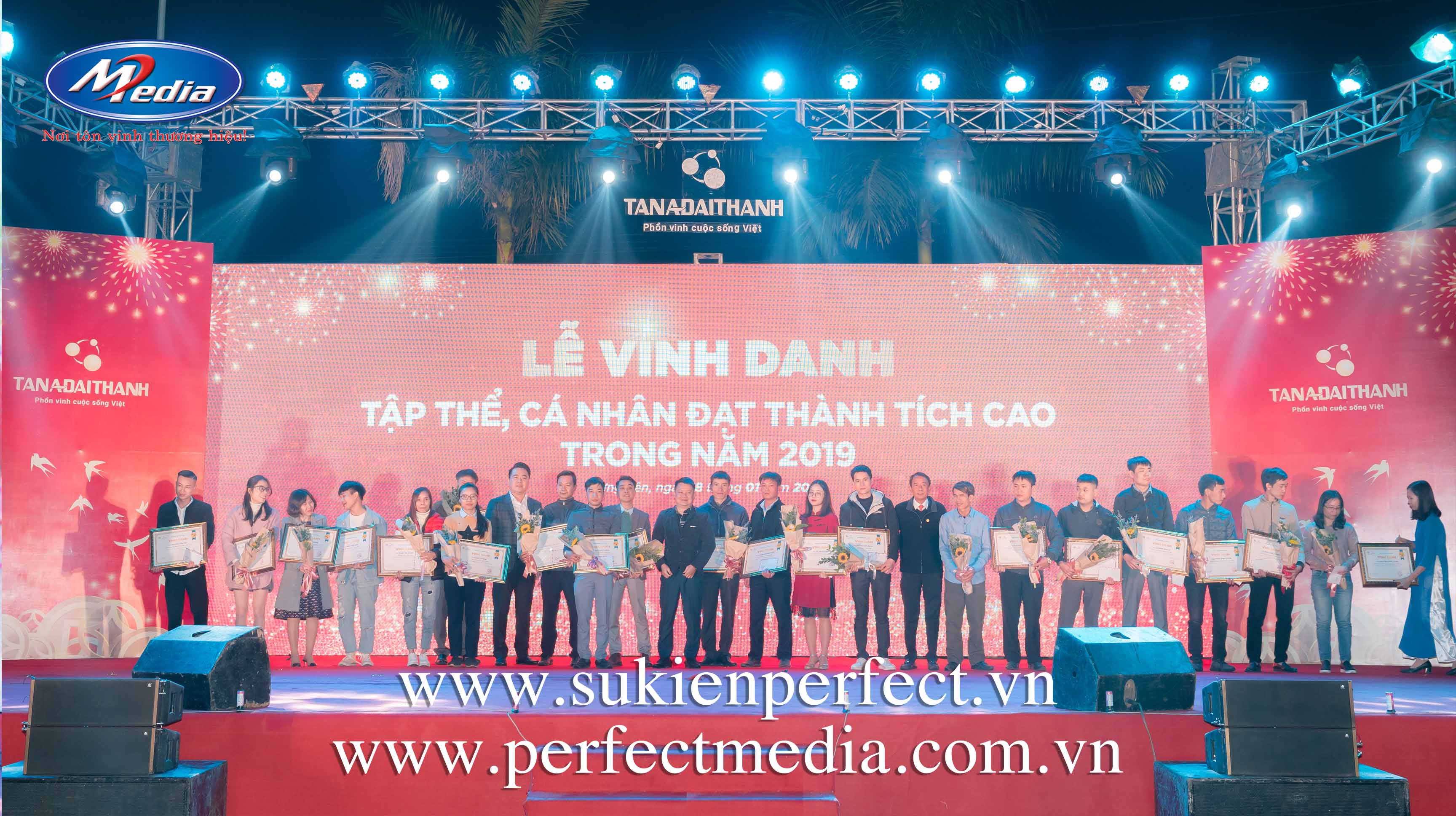 Mục đích tổ chức Tiệc Tất niên tại Hưng Yên