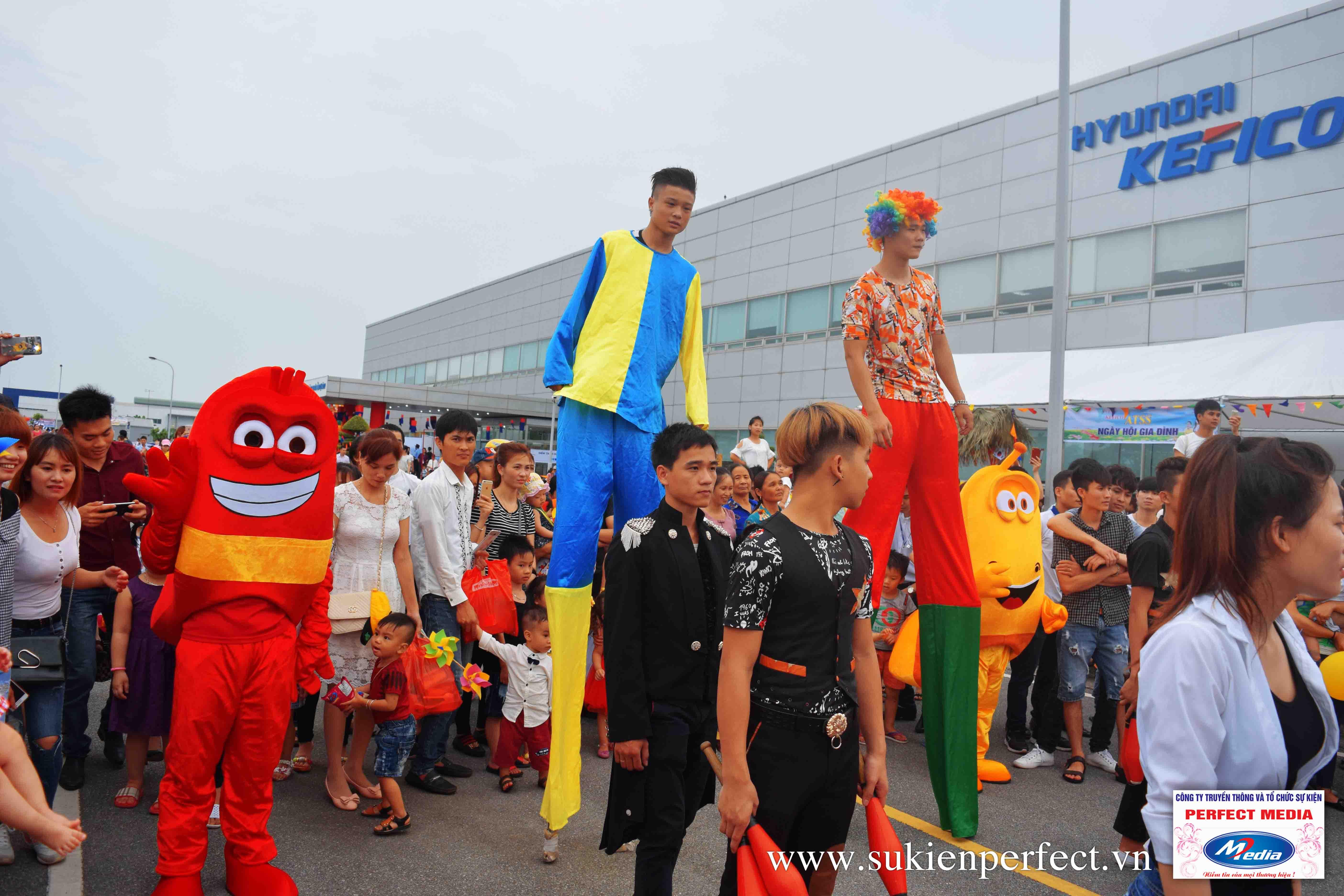 Ngày Hội Gia Đình - Festival tại Hưng yên 01