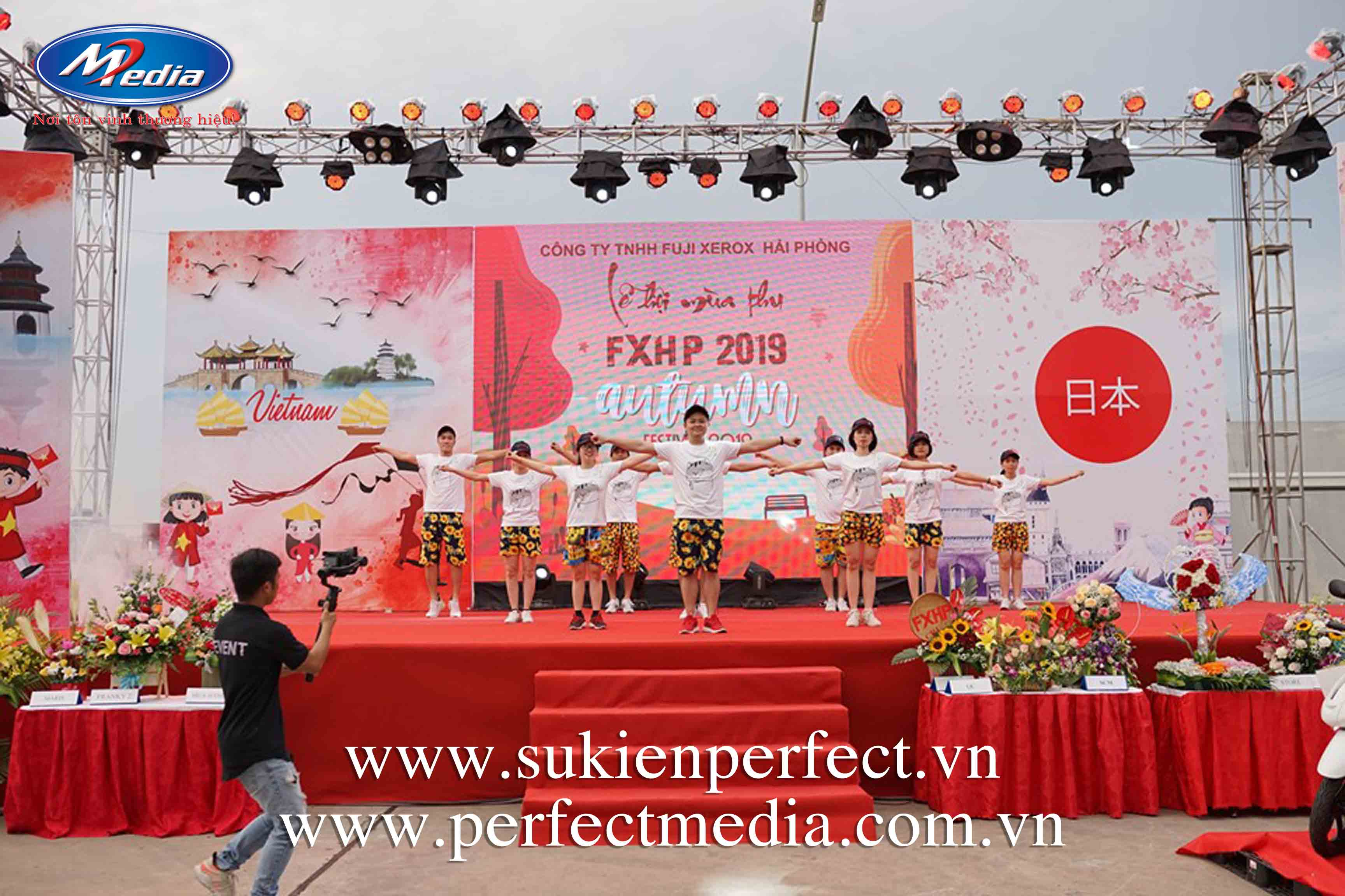 Tổ Chức Ngày Hội Gia Đình - Festival tại Hải Dương 01