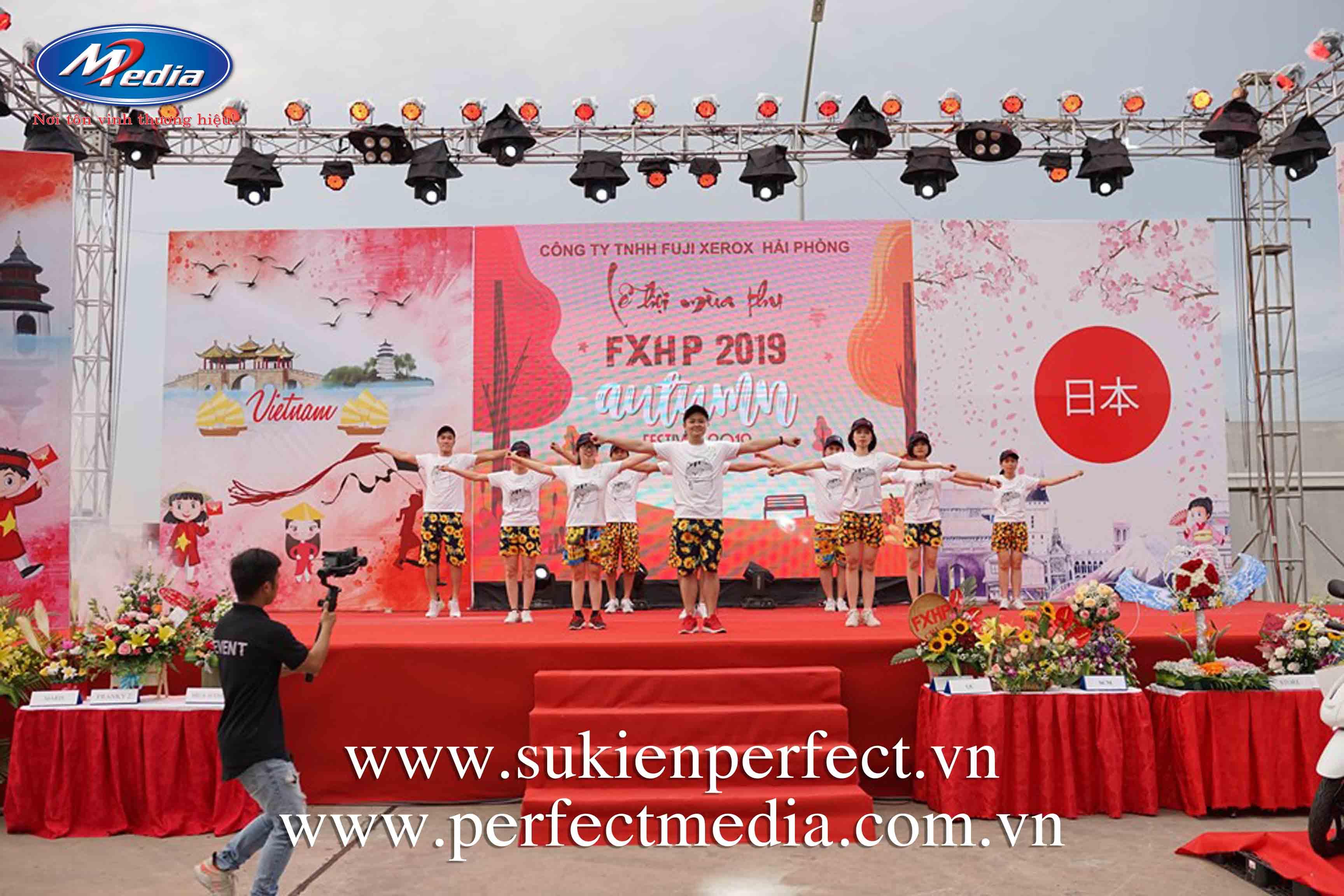 Tổ Chức Ngày Hội Gia Đình - Festival tại quảng ninh ha long