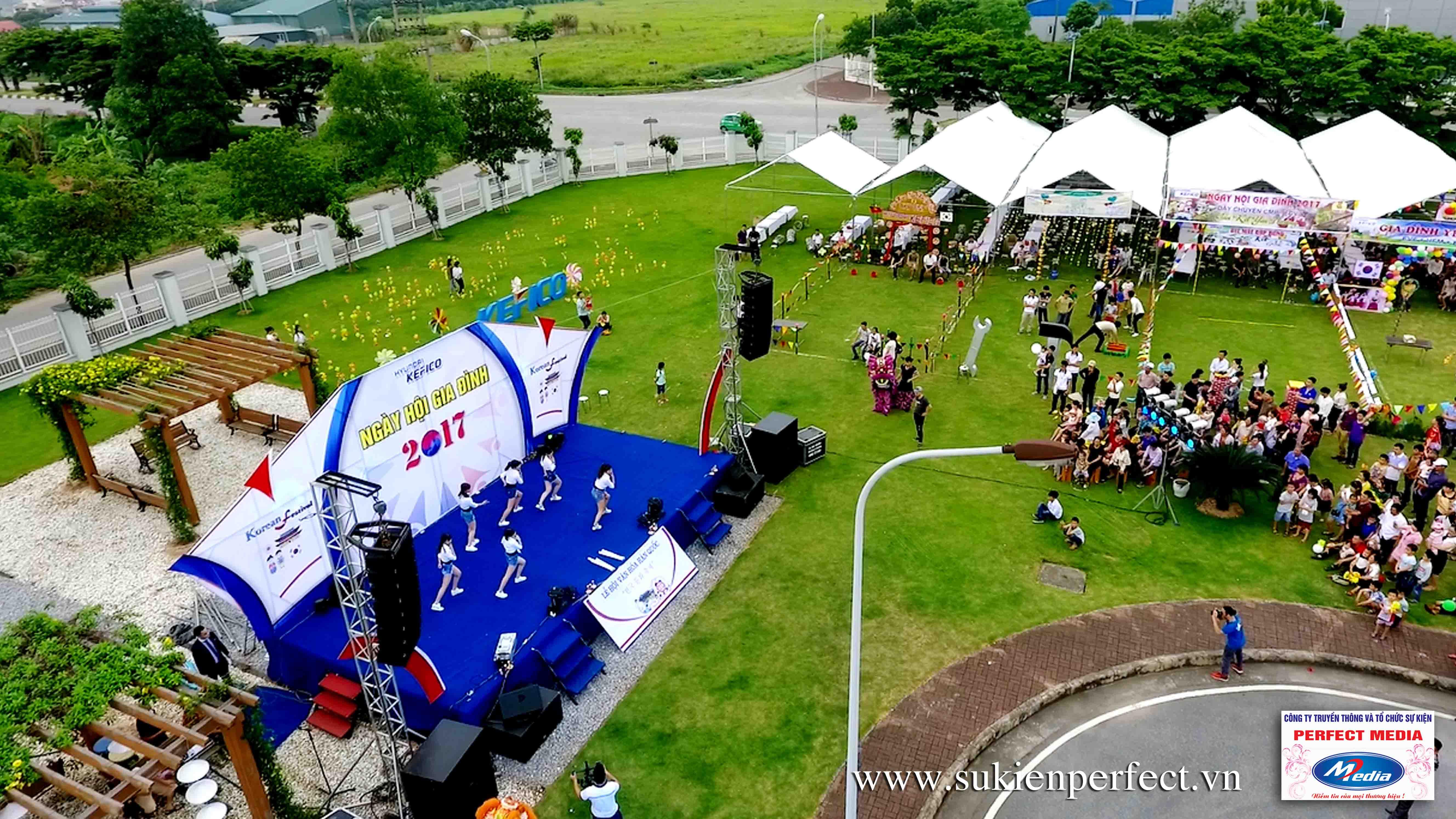 Tổ Chức sự kiện Ngày Hội Gia Đình - Festival tại Hải Dương 04