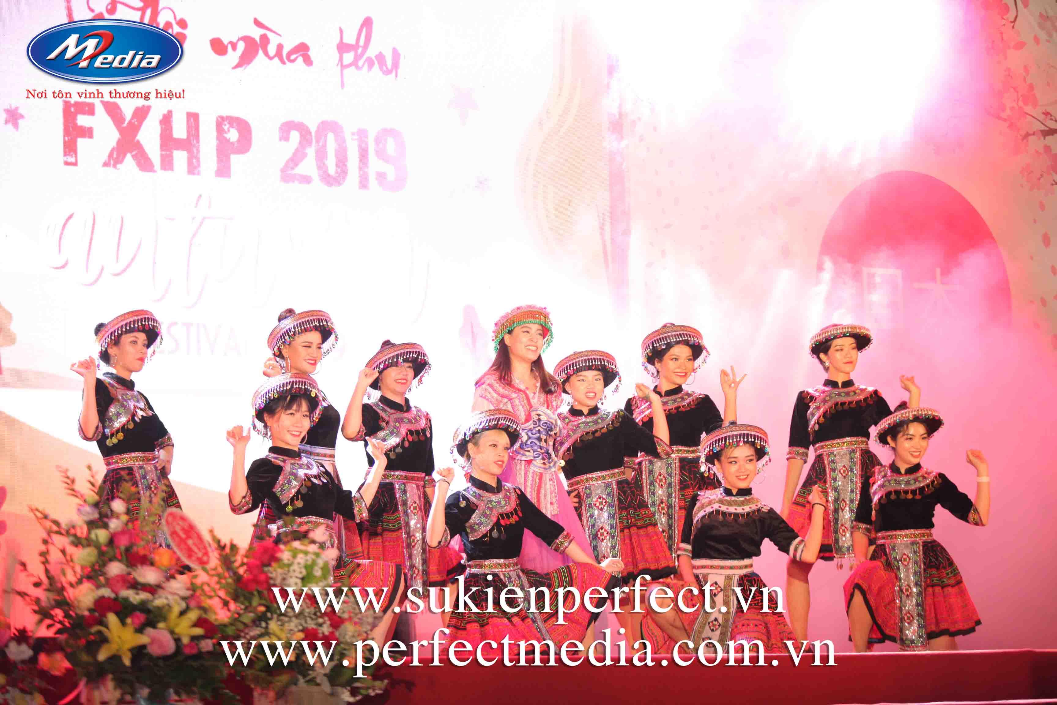 Tổ Chức sự kiện Ngày Hội Gia Đình - Festival tại Hải Dương