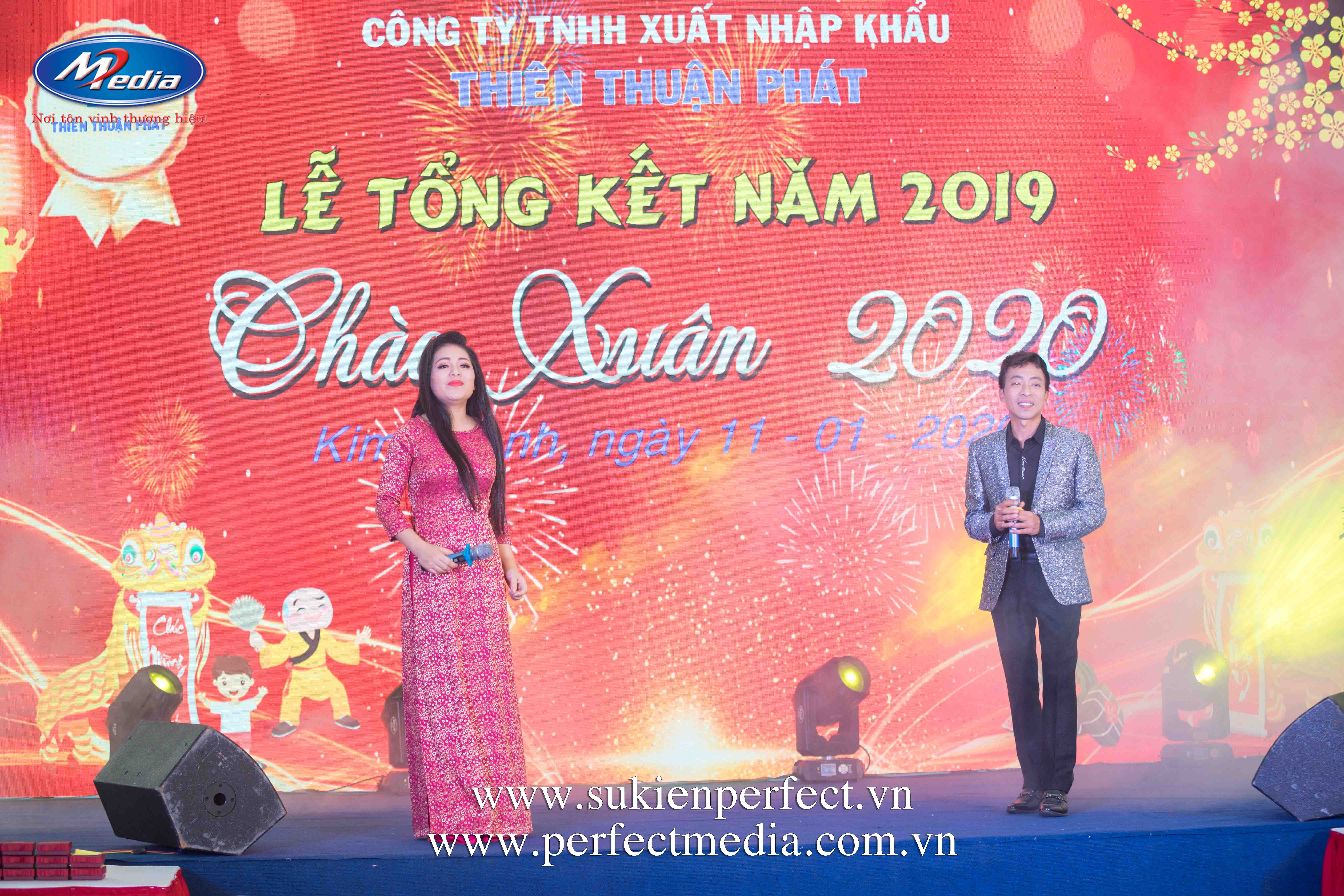 Tổ chức Year End Party(YEP) tại Hải DƯơng