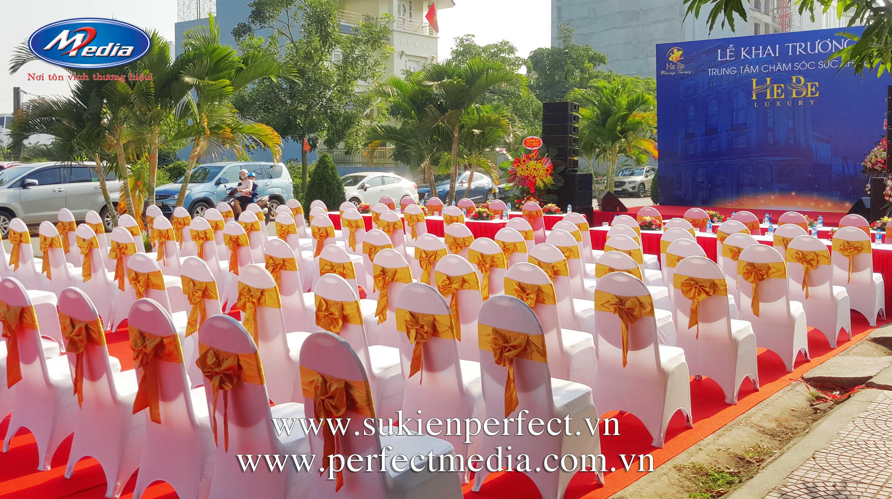 Tổ chức lễ kỷ niệm, kỷ niệm thành lập tại Thái Nguyên