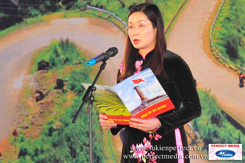 công ty tổ chức sự kiện tại Hà Giang