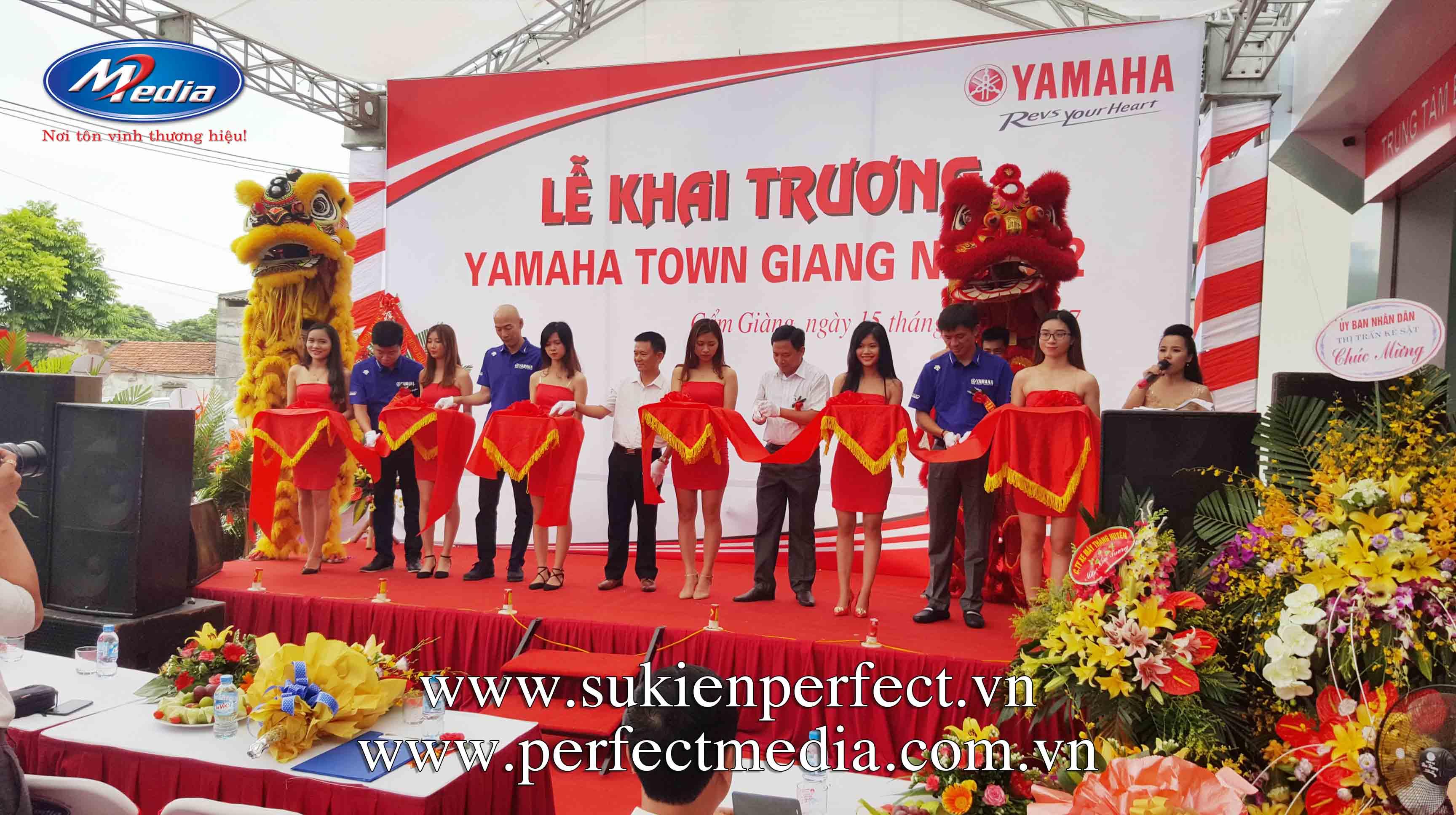 công ty tổ chức sự kiện tại Hà Nam
