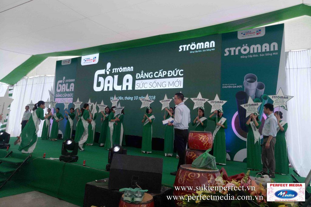 tổ chức hội nghị, tri ân khách hàng tại Hưng Yên 06