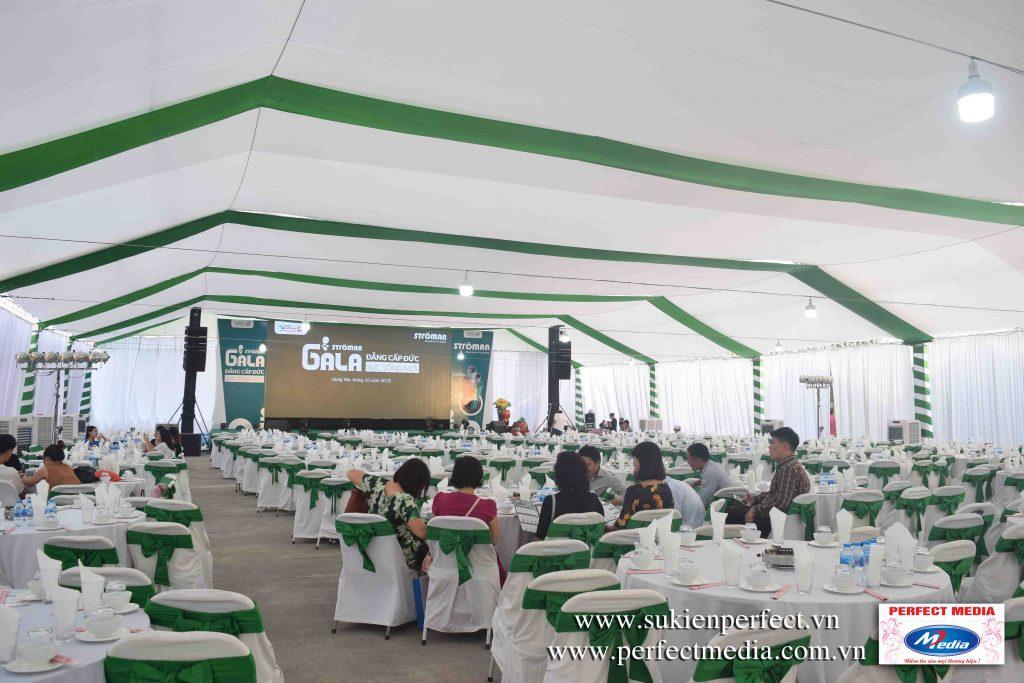 tổ chức hội nghị, tri ân khách hàng tại Hưng Yên 07