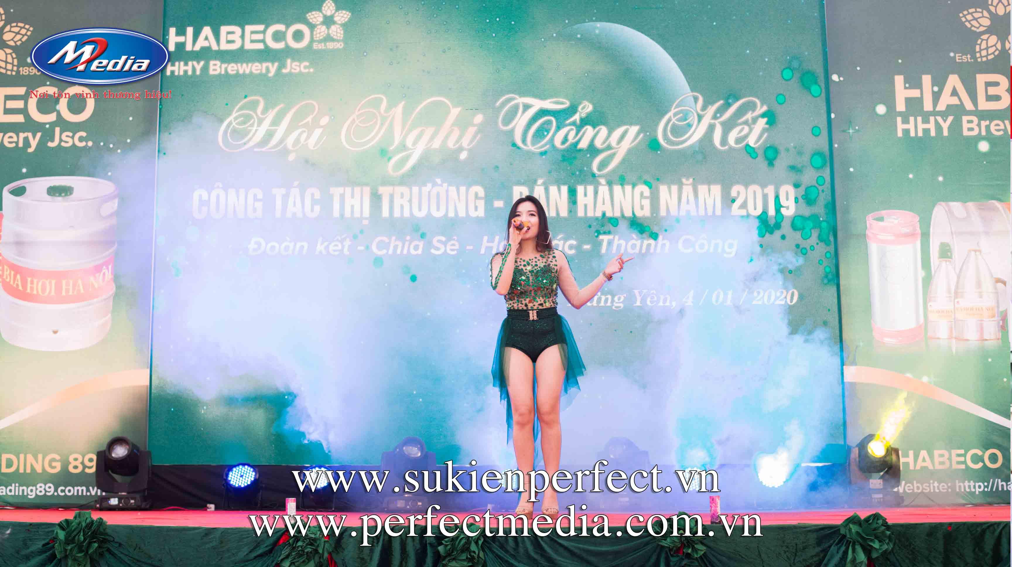 tổ chức hội nghị, tri ân khách hàng tại Hưng Yên 09