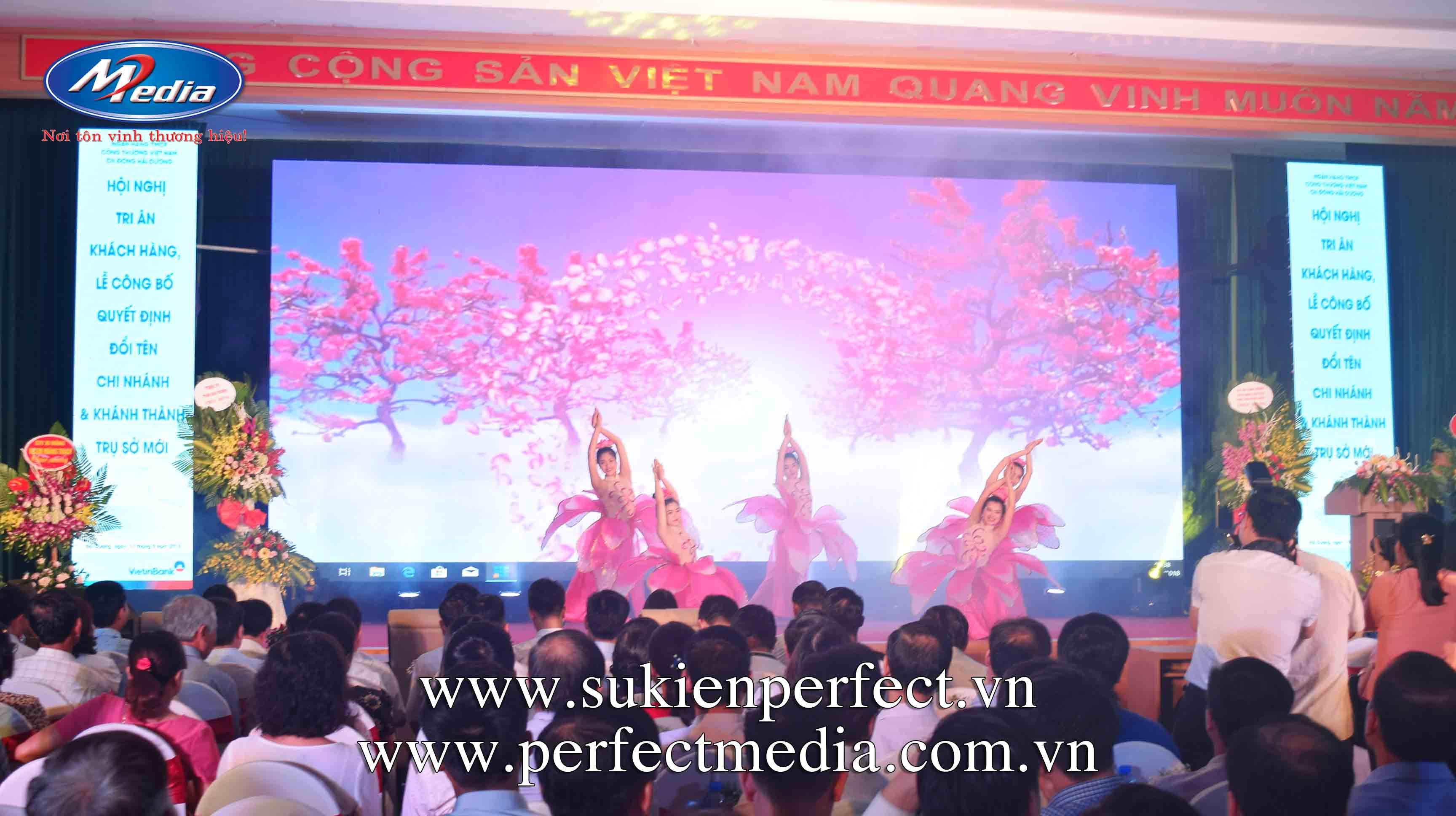 tổ chức hội nghị, tri ân khách hàng tại Hưng Yên