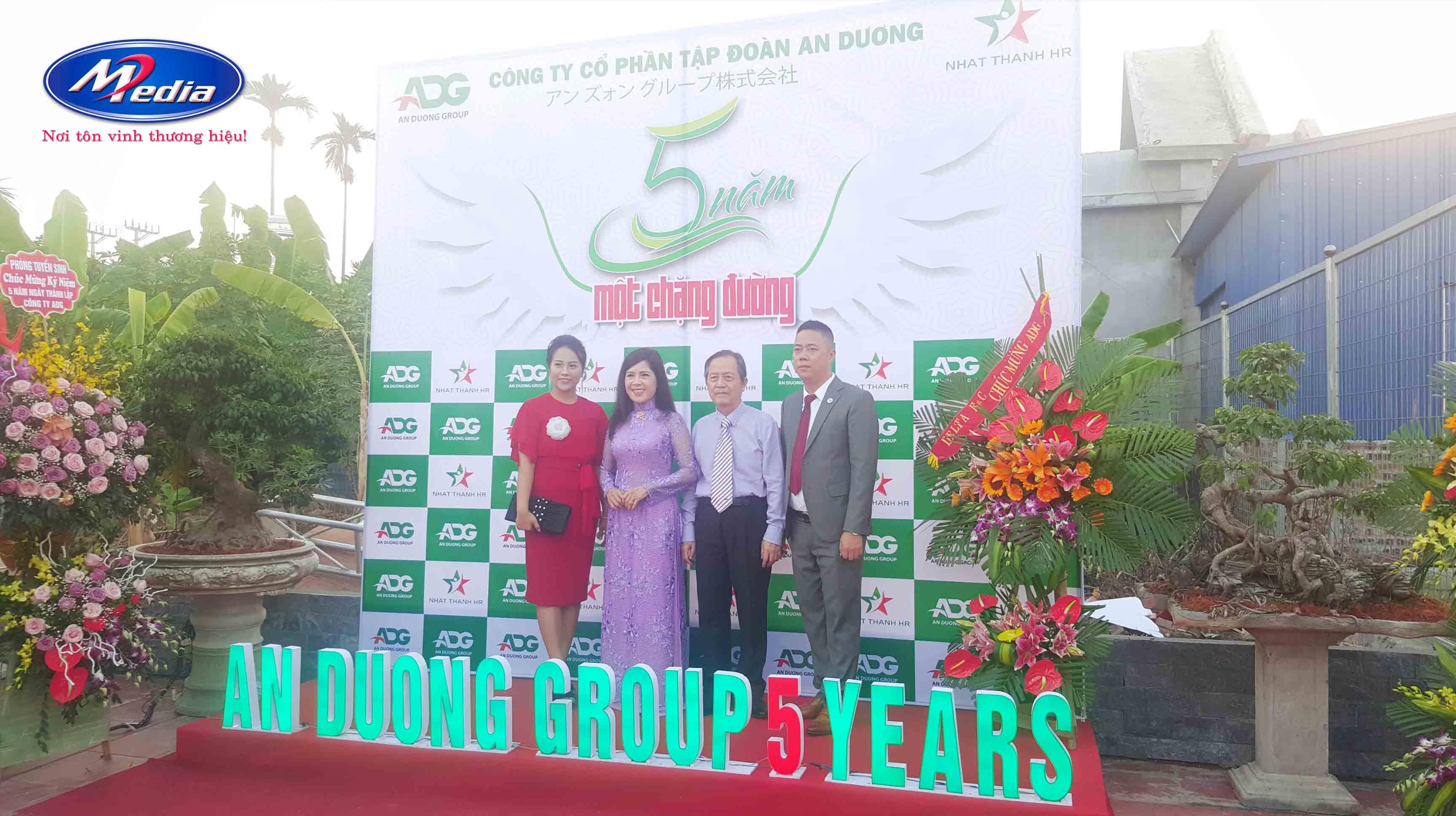 tổ chức lễ kỷ niệm thành công tại Bắc Ninh