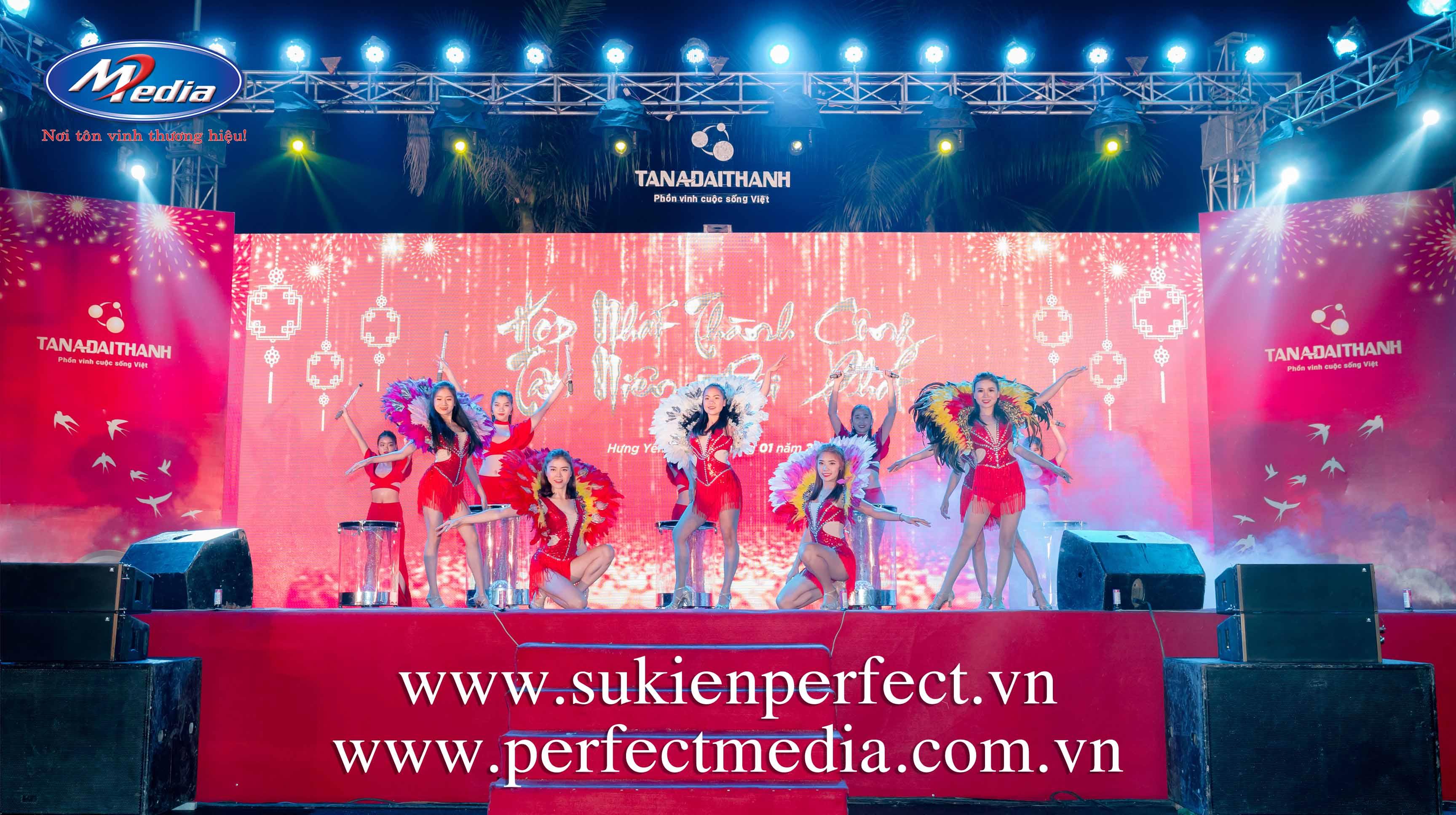 tổ chức lễ khai trương, khánh thành tại Ninh Bình