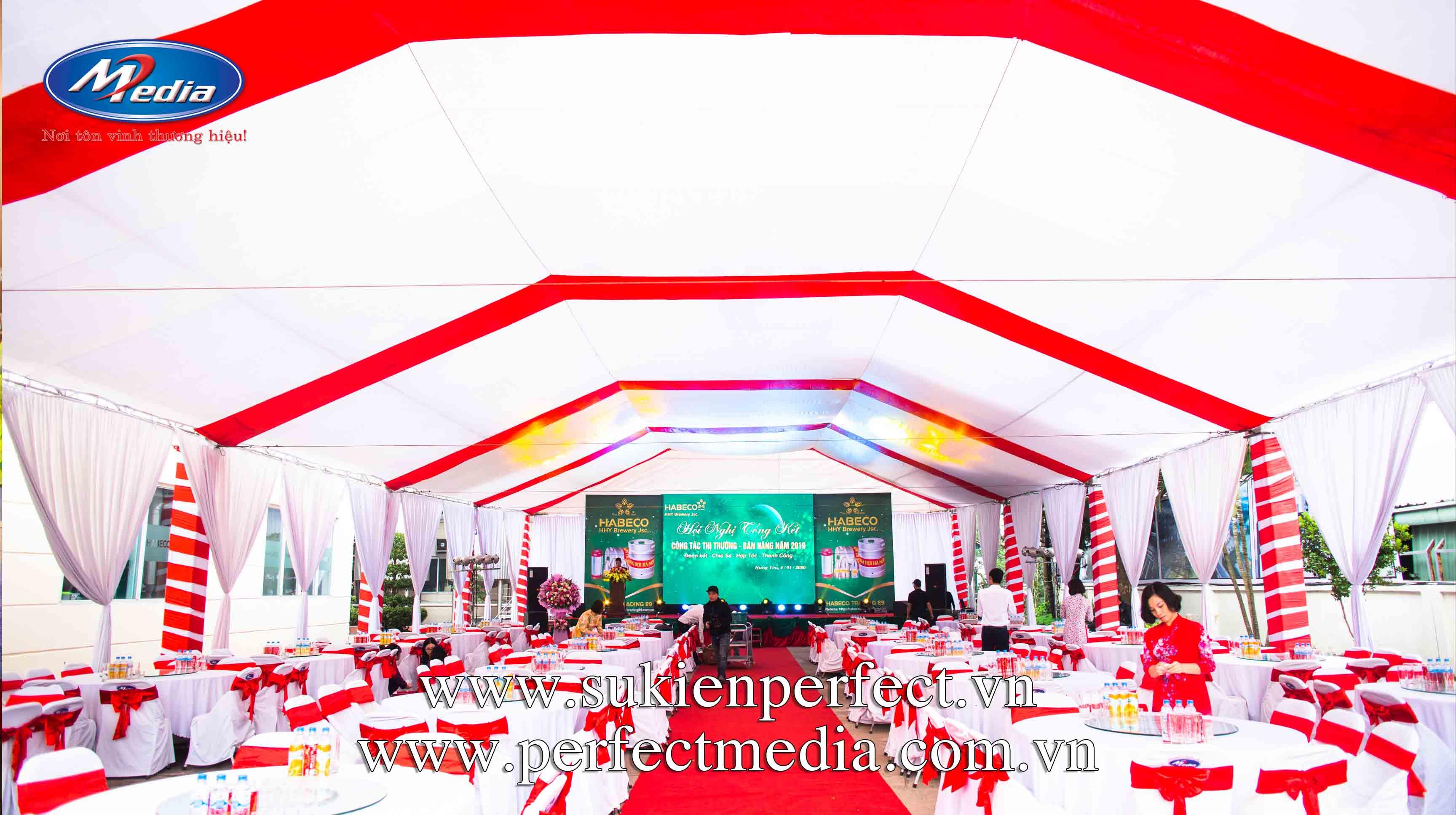 tổ chức sự kiện cuối năm tại Hưng Yên 08