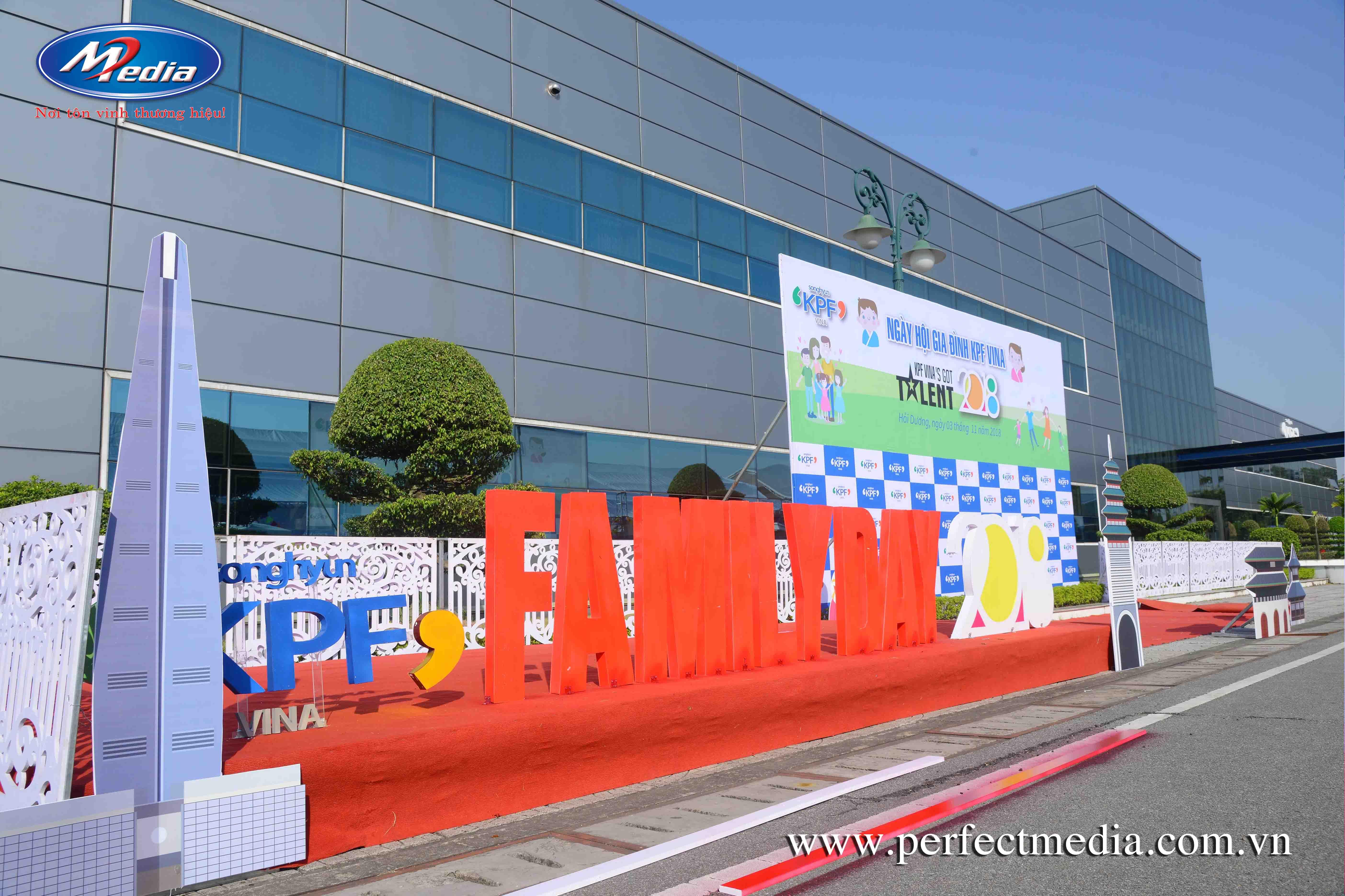 tổ chức sự kiện ngày hội Gia đình – Festival tại Hưng Yên