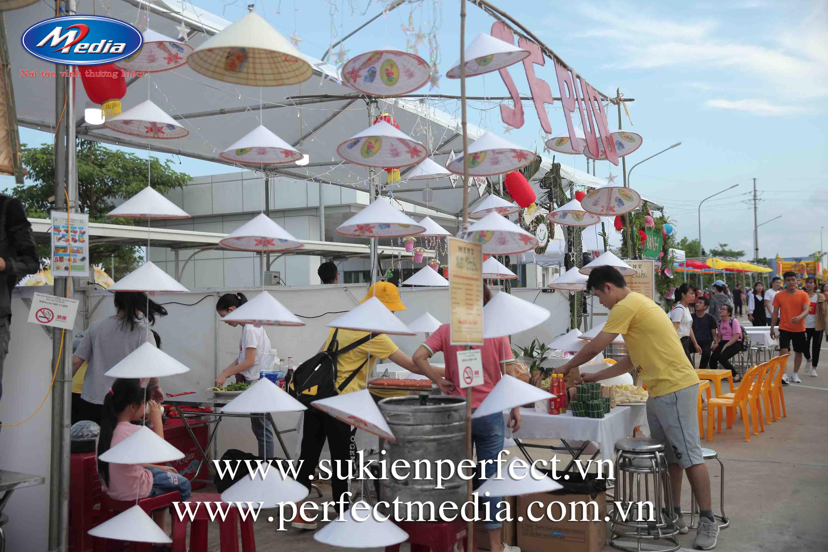 tổ chức sự kiện ngày hội Gia đình(Family day) tại Hà Nội