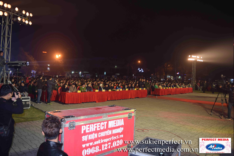 tổ chức sự kiện tại Hà Giang