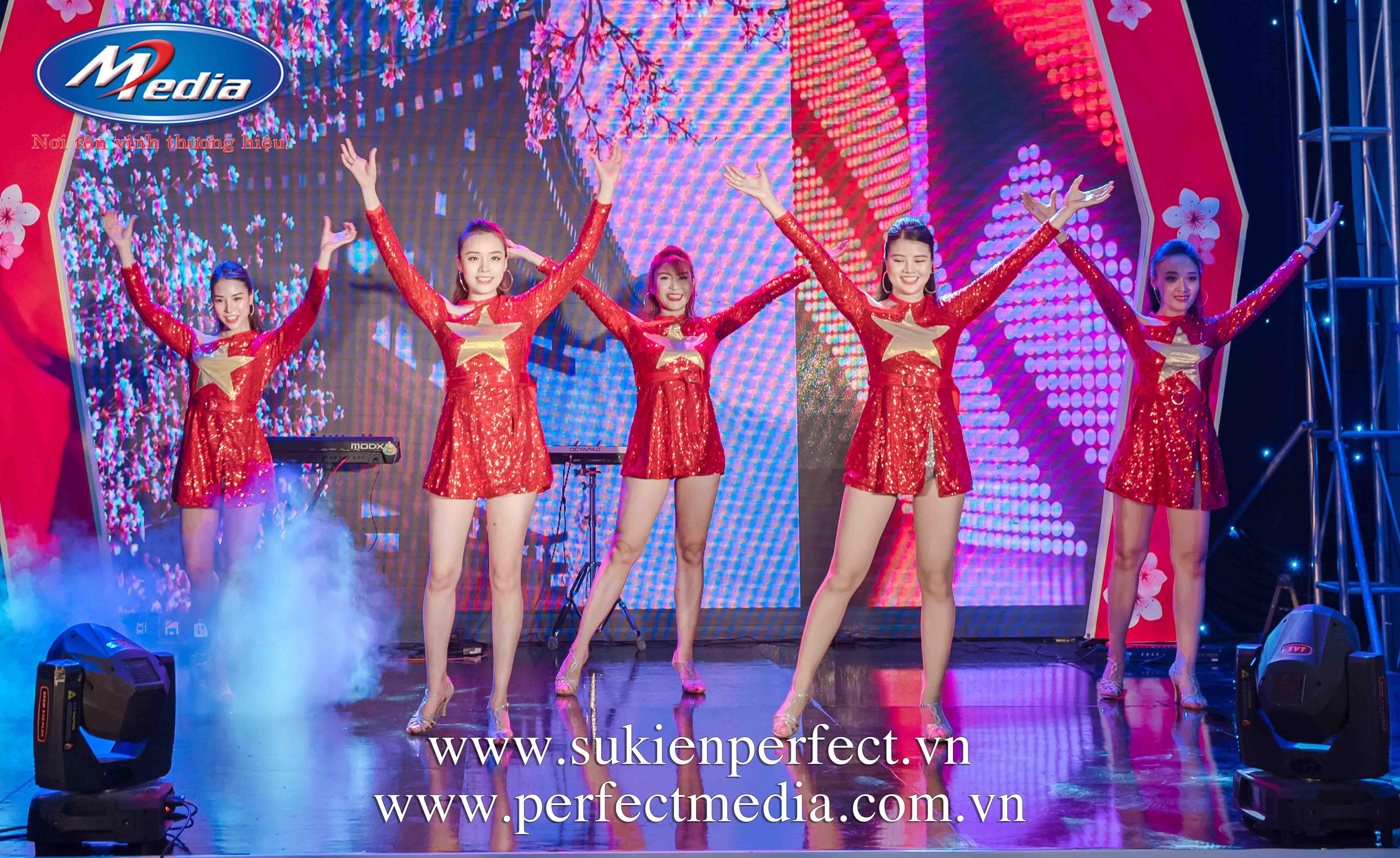 tổ chức sự kiện tại Nam Định 04
