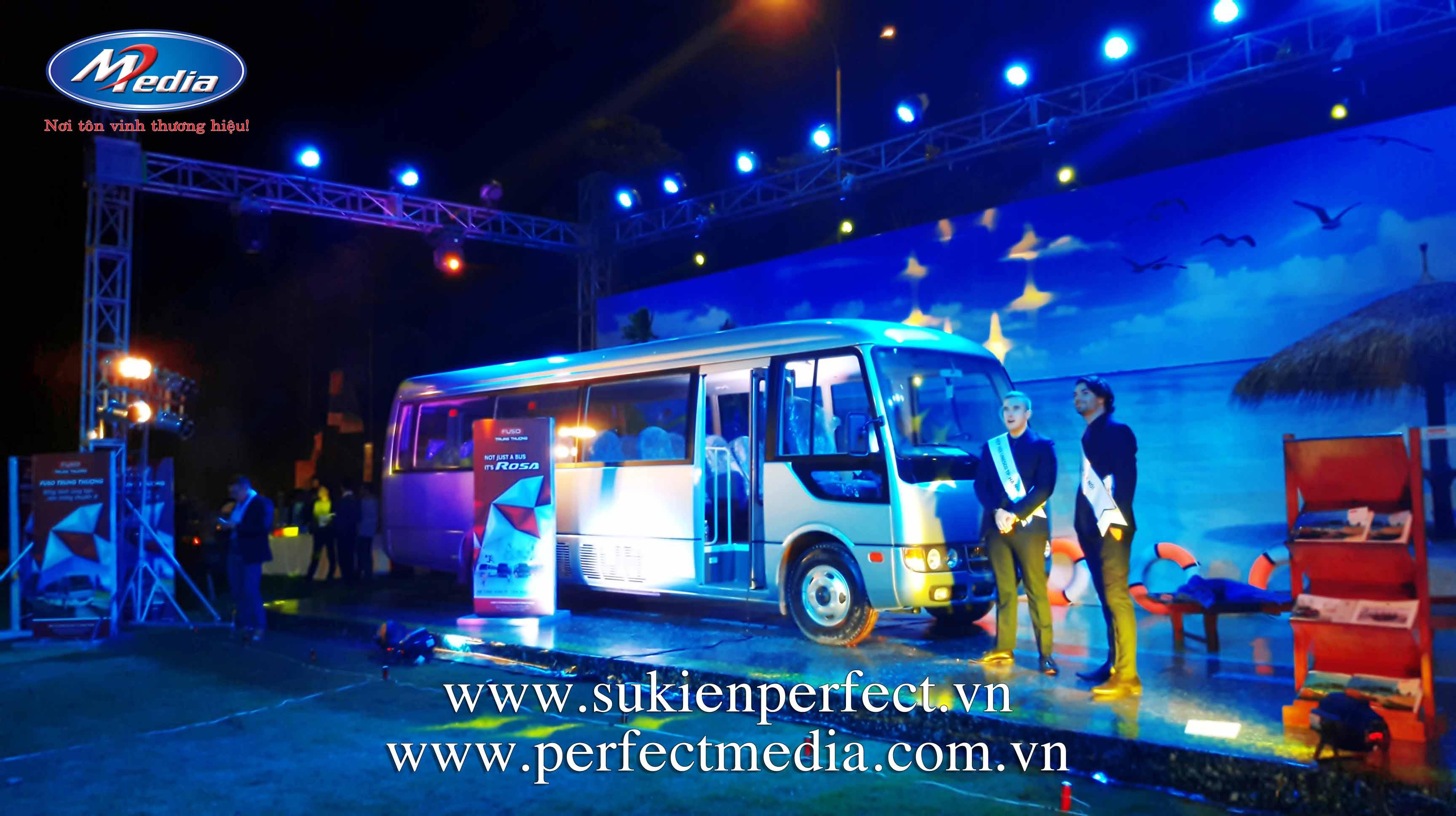 tổ chức sự kiện tại Vĩnh Phúc 01